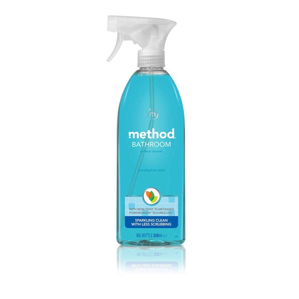 Method Bathroom Surface Cleaner - Eucalyptus Mint