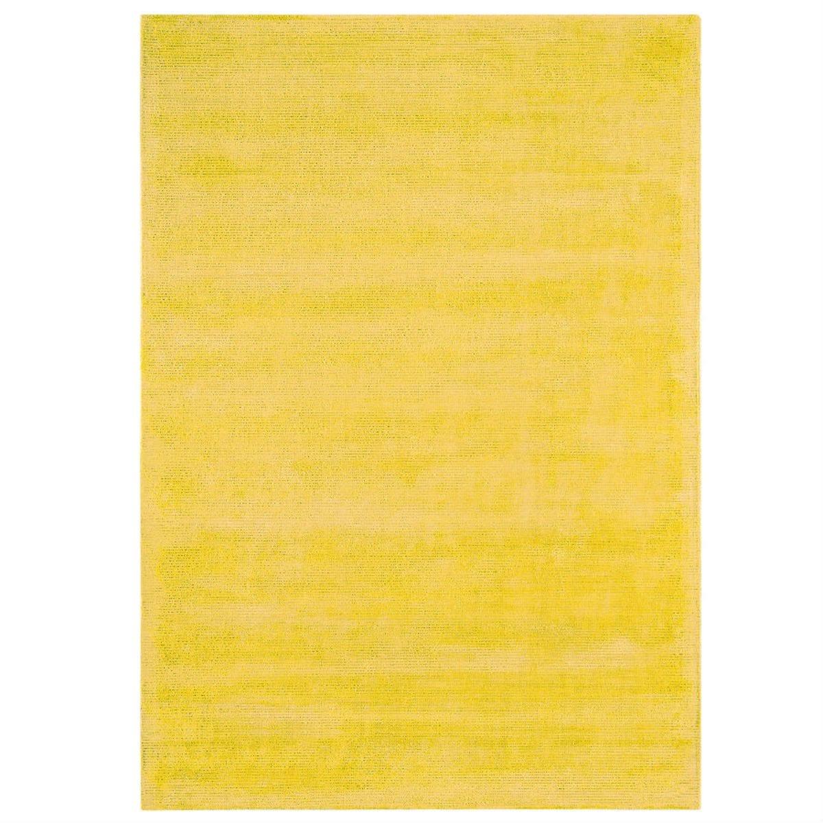 Asiatic Reko Rug, 160 x 230cm - Mustard