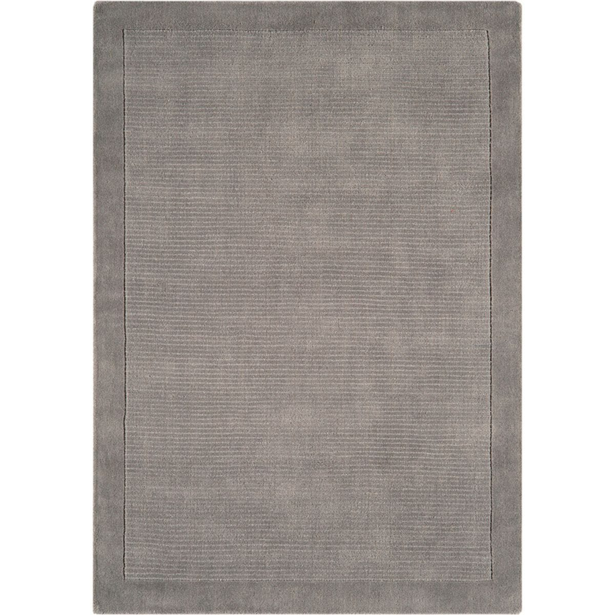 Asiatic York Handloom Rug, 80x150cm Grey