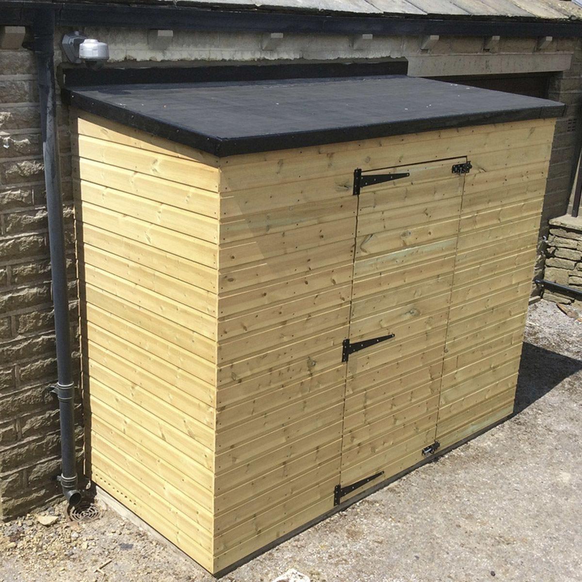 Sky Guard Garden Building Roof Kit