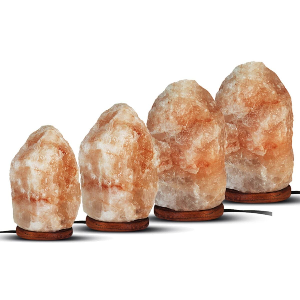Medium Himalayan Crystal Salt Lamp