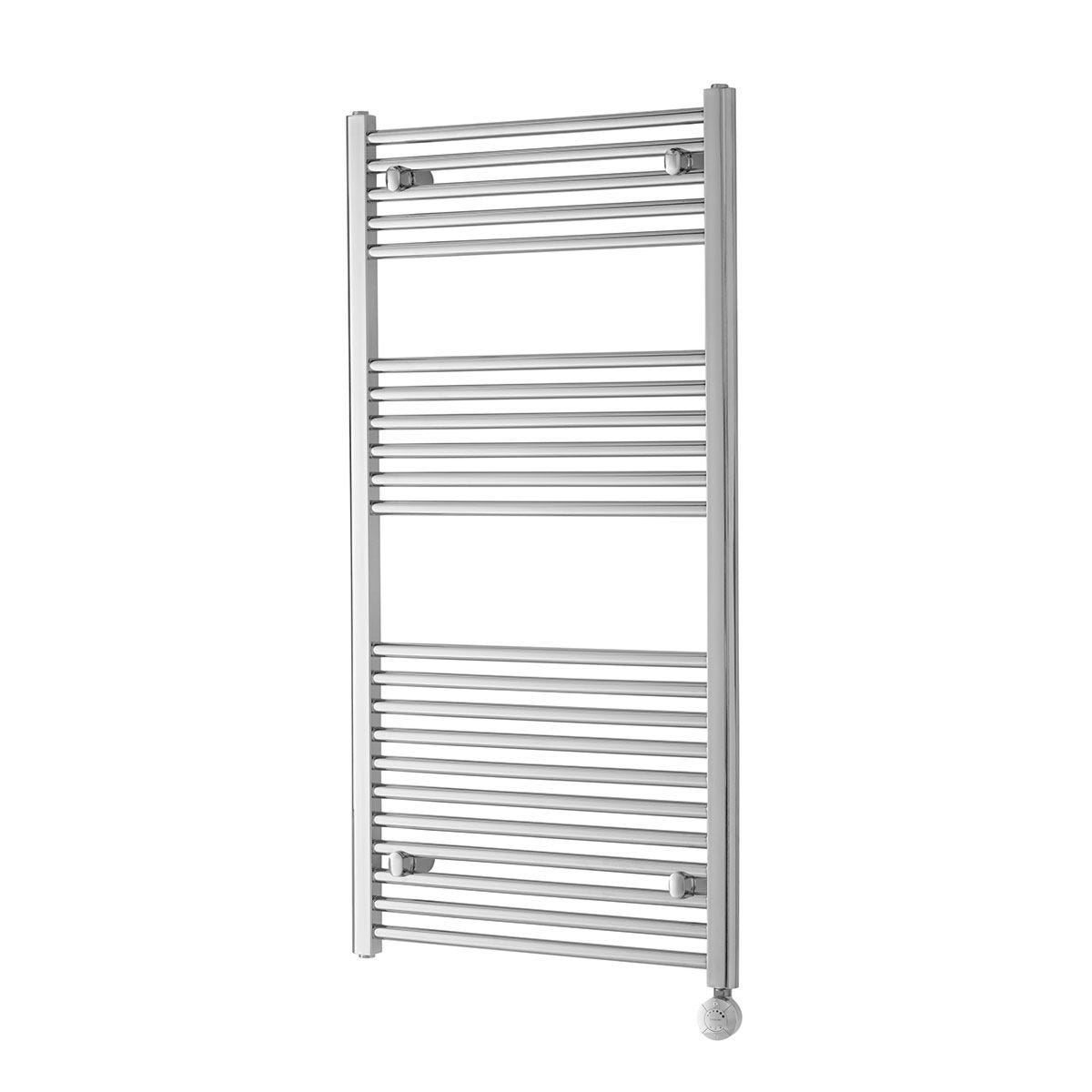 Heating Style Richmond 300w Electric Towel Warmer 691mm x 450mm - Chrome