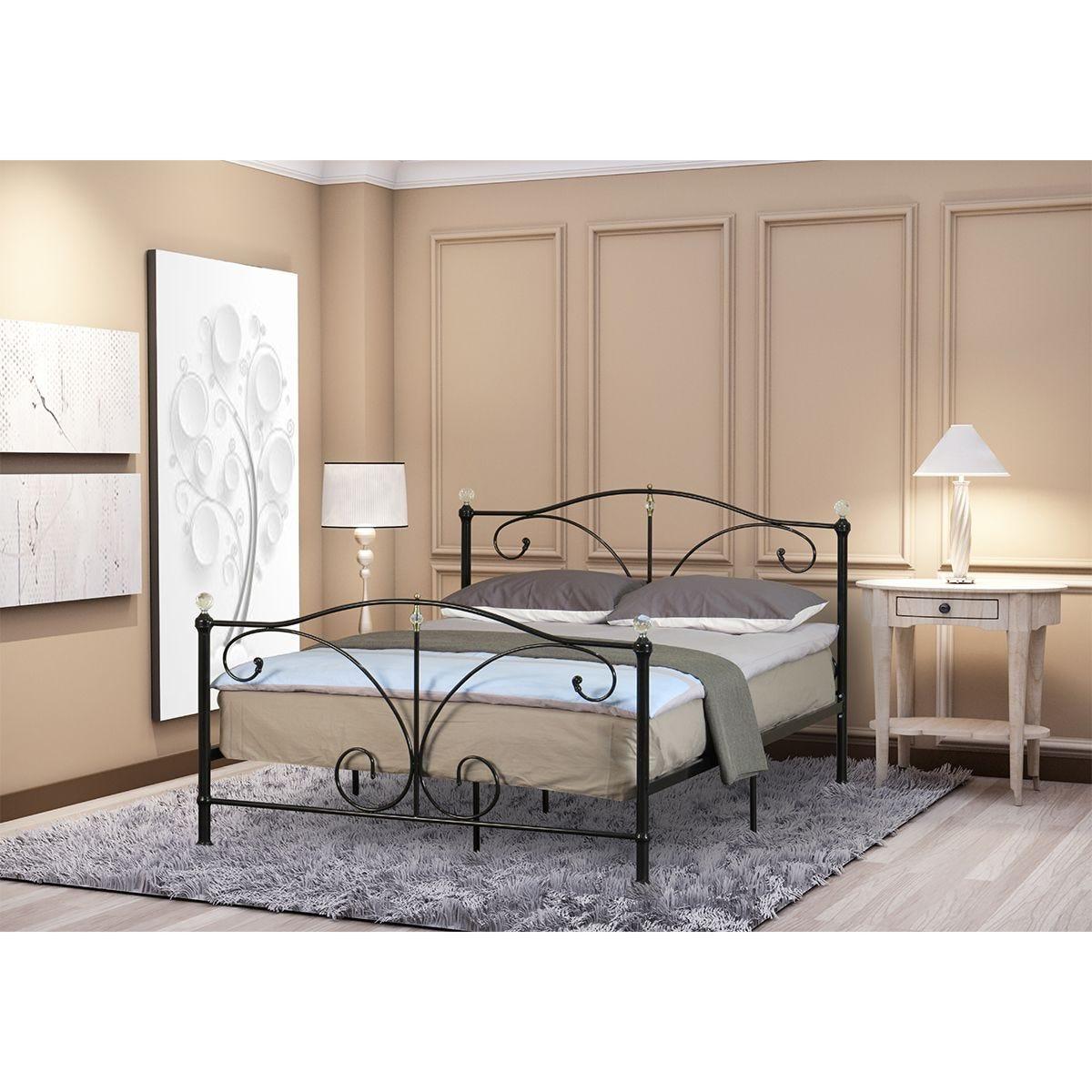 Ascari Bed Frame - Black