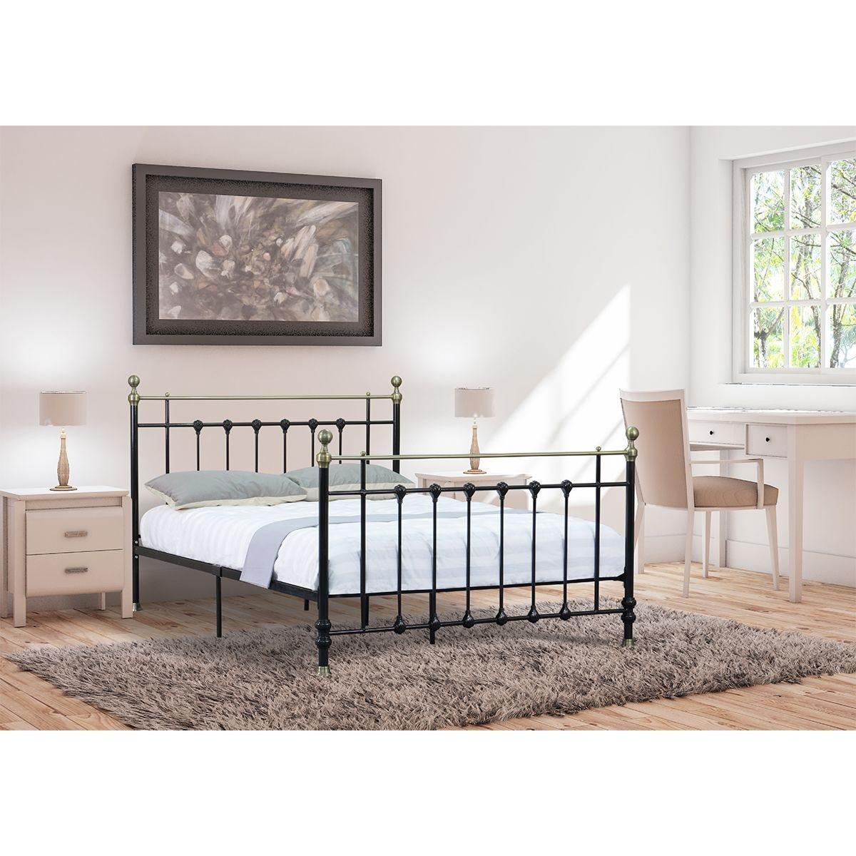 Madison Bed Frame - Black