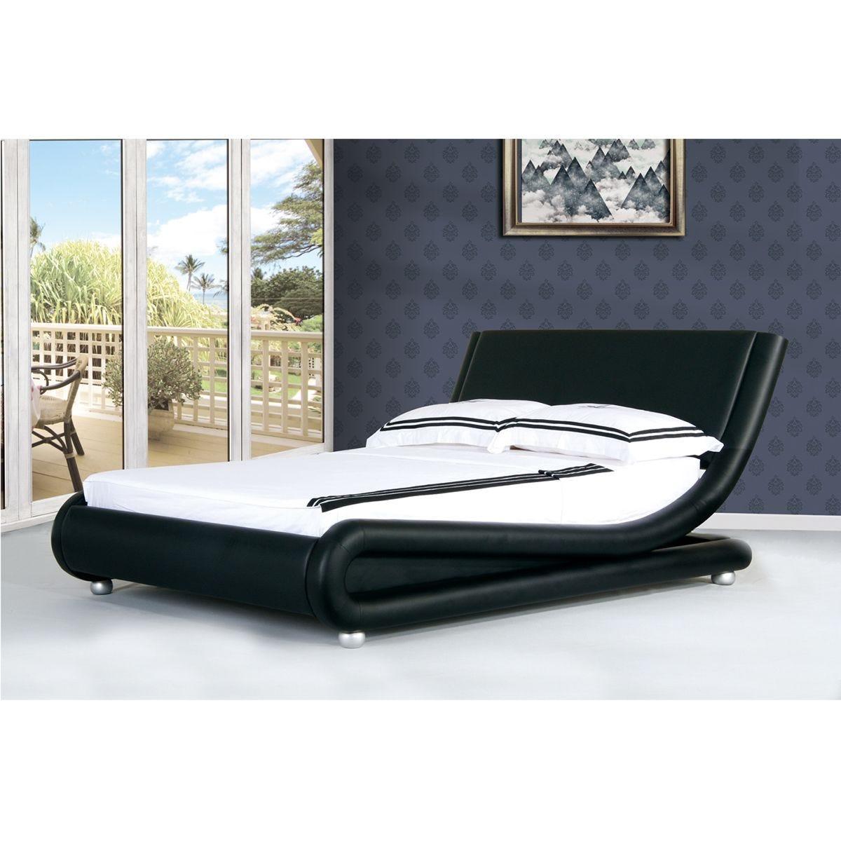 Jaxon Bed Frame - Black