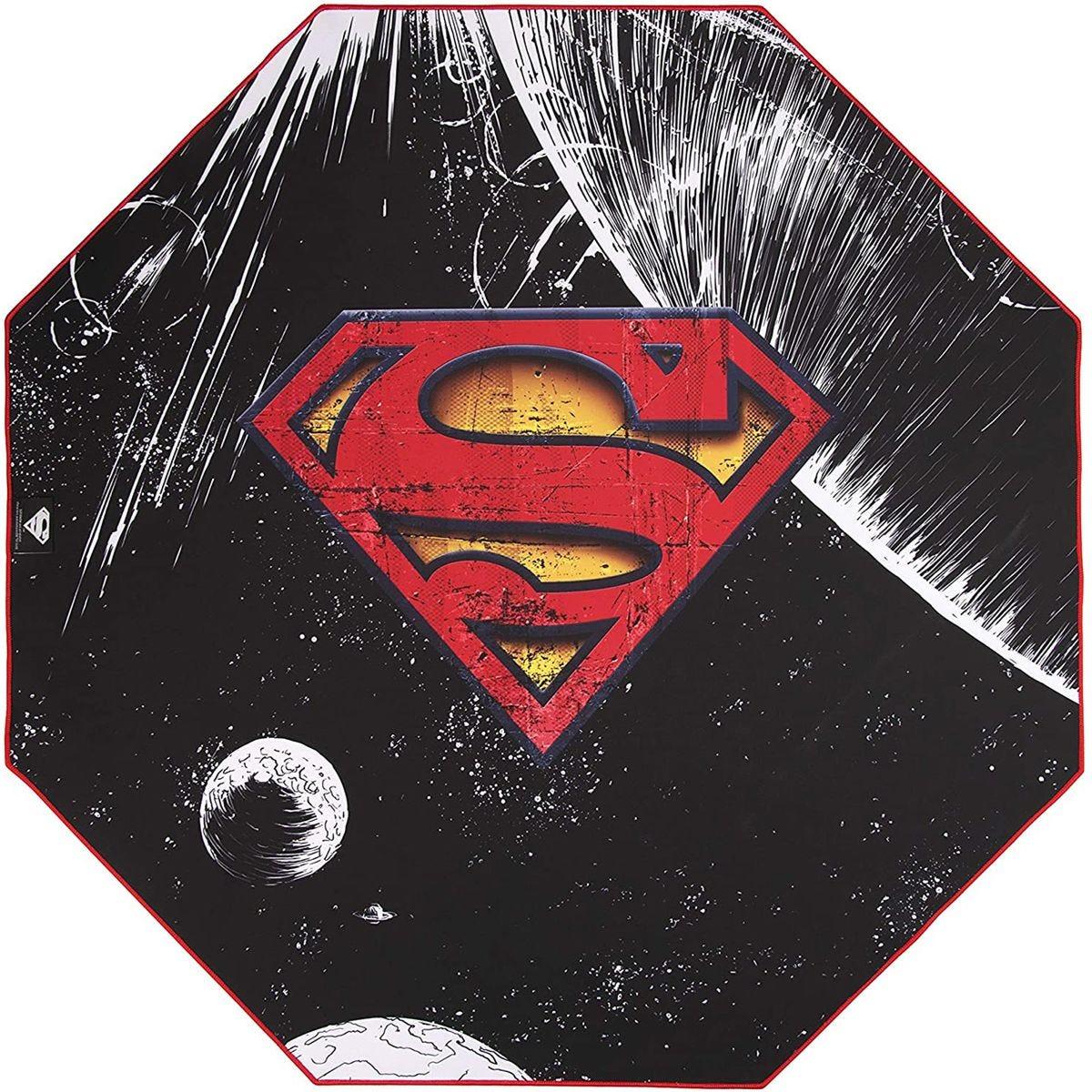 Subsonic Superman Non-slip Gamer Floor Mat
