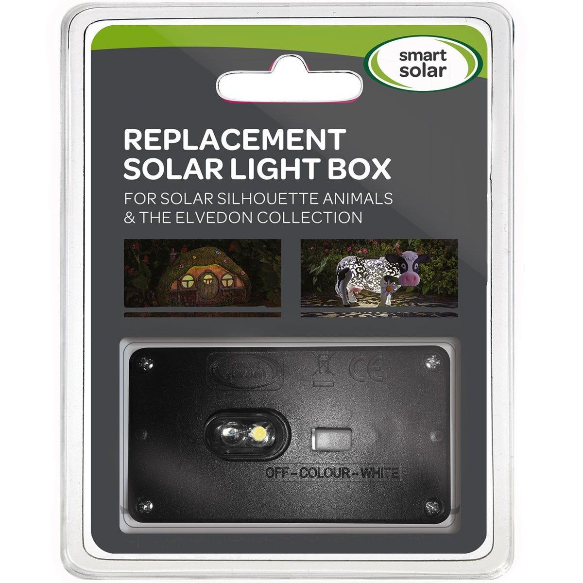 Smart Garden Replacement Solar Light Box