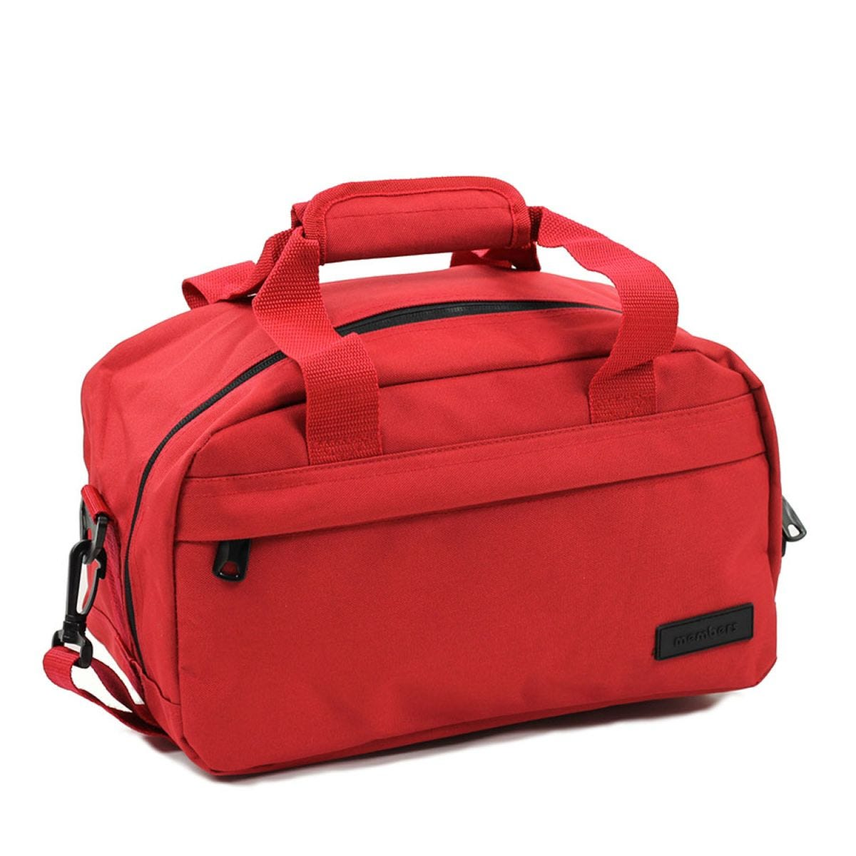 Members by Rock Luggage Essential Under-Seat Hand Luggage Bag – Red