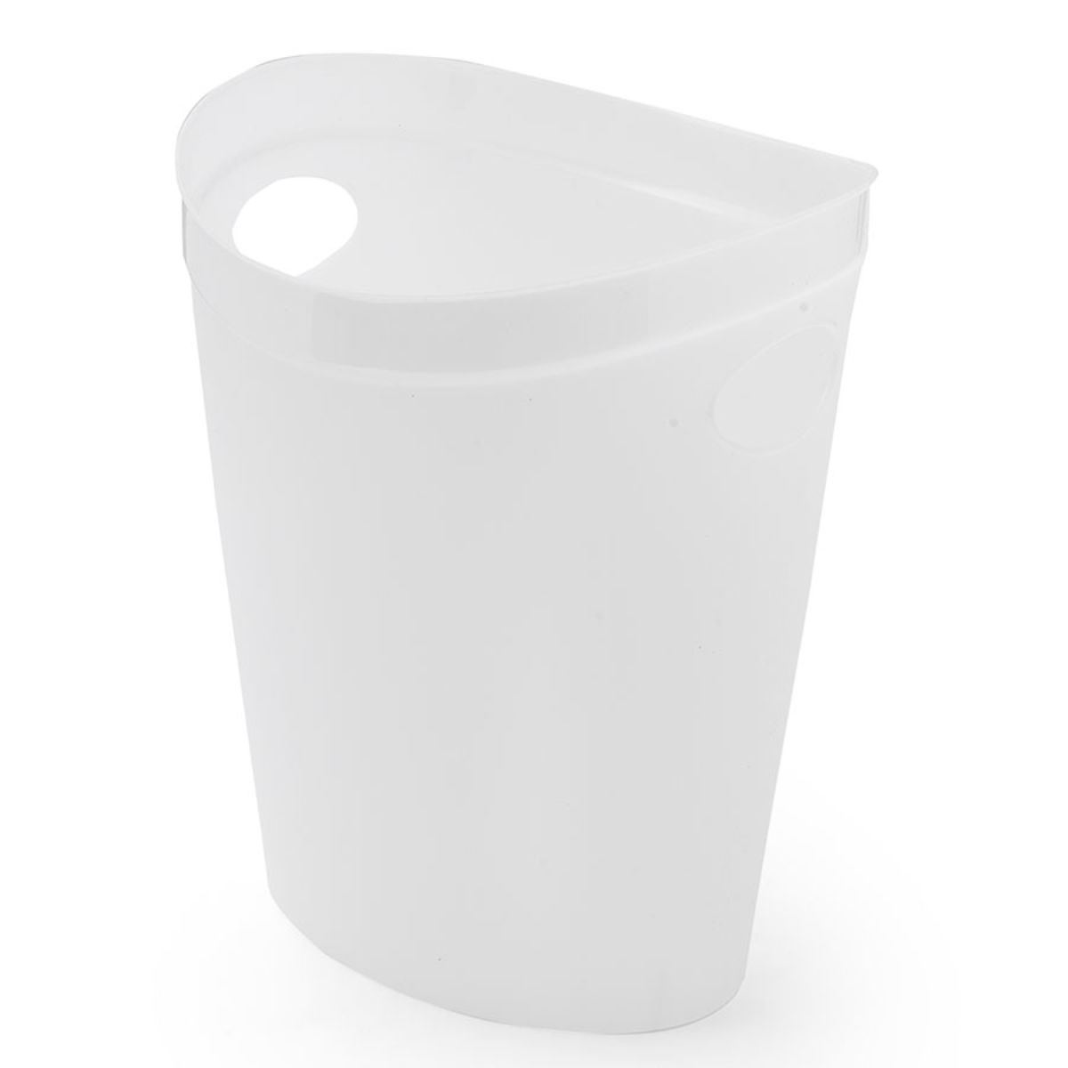 Addis Waste Paper Bin - White