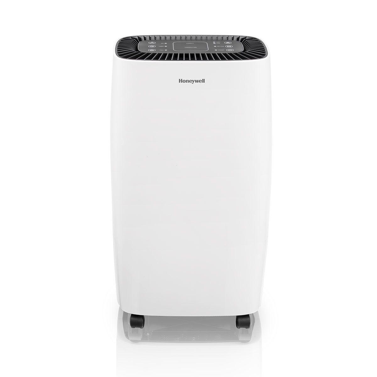 Honeywell 12 Litre Portable Dehumidifier White