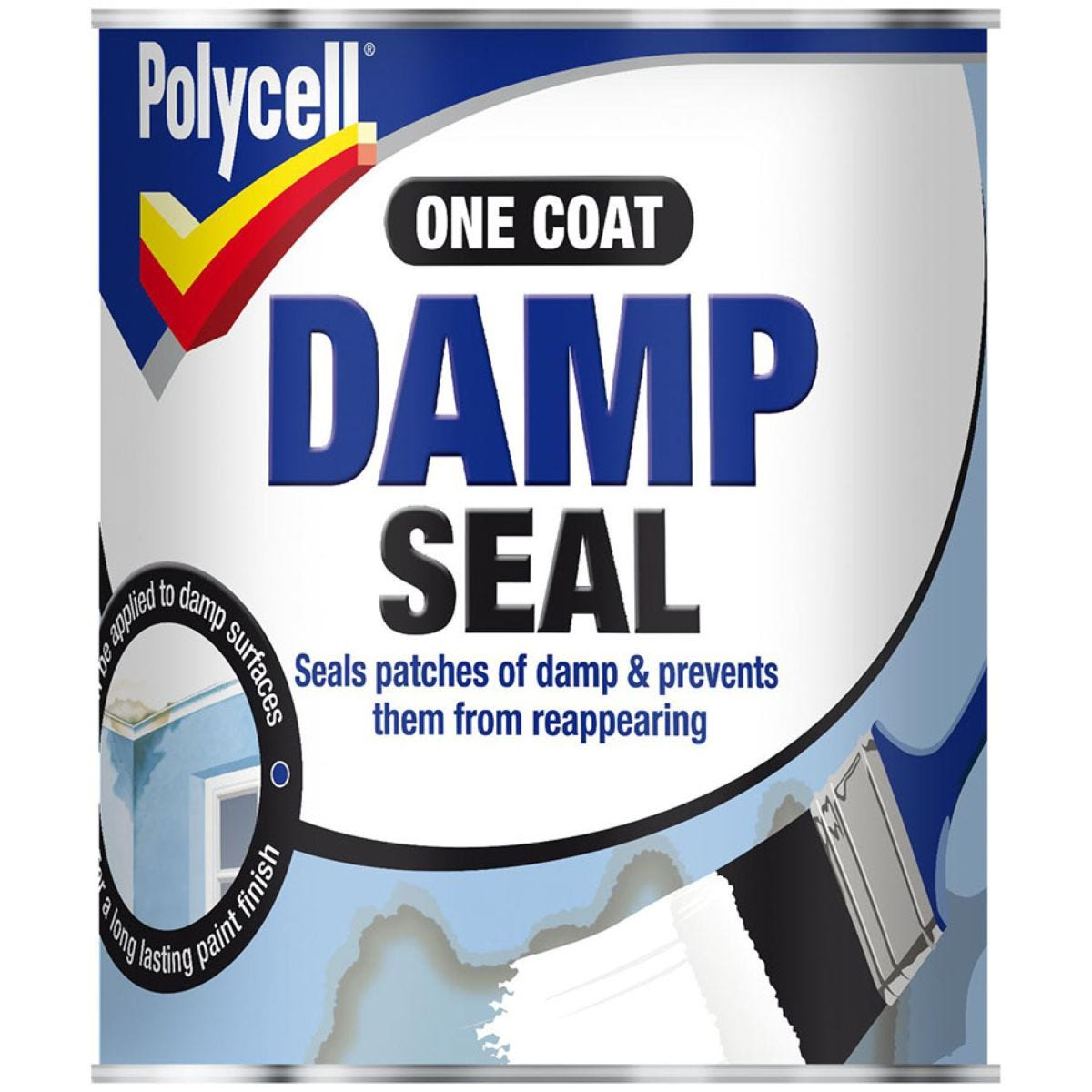 Polycell Damp Seal – 0.5L