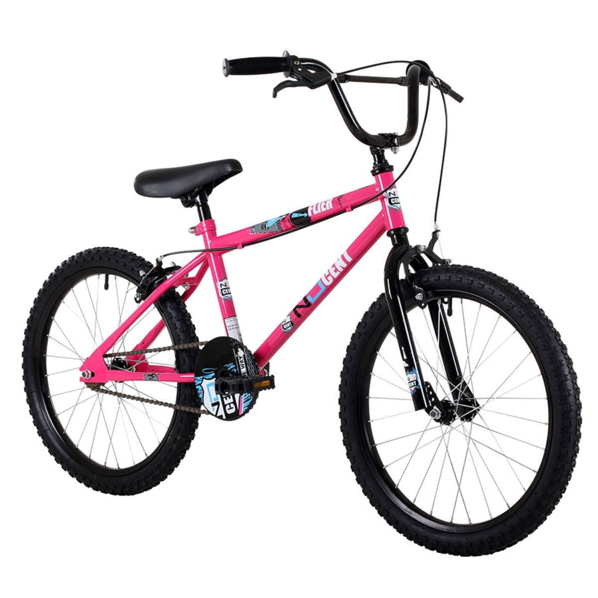 Ndcent Flier BMX Girls Bike 20-Inch - Pink