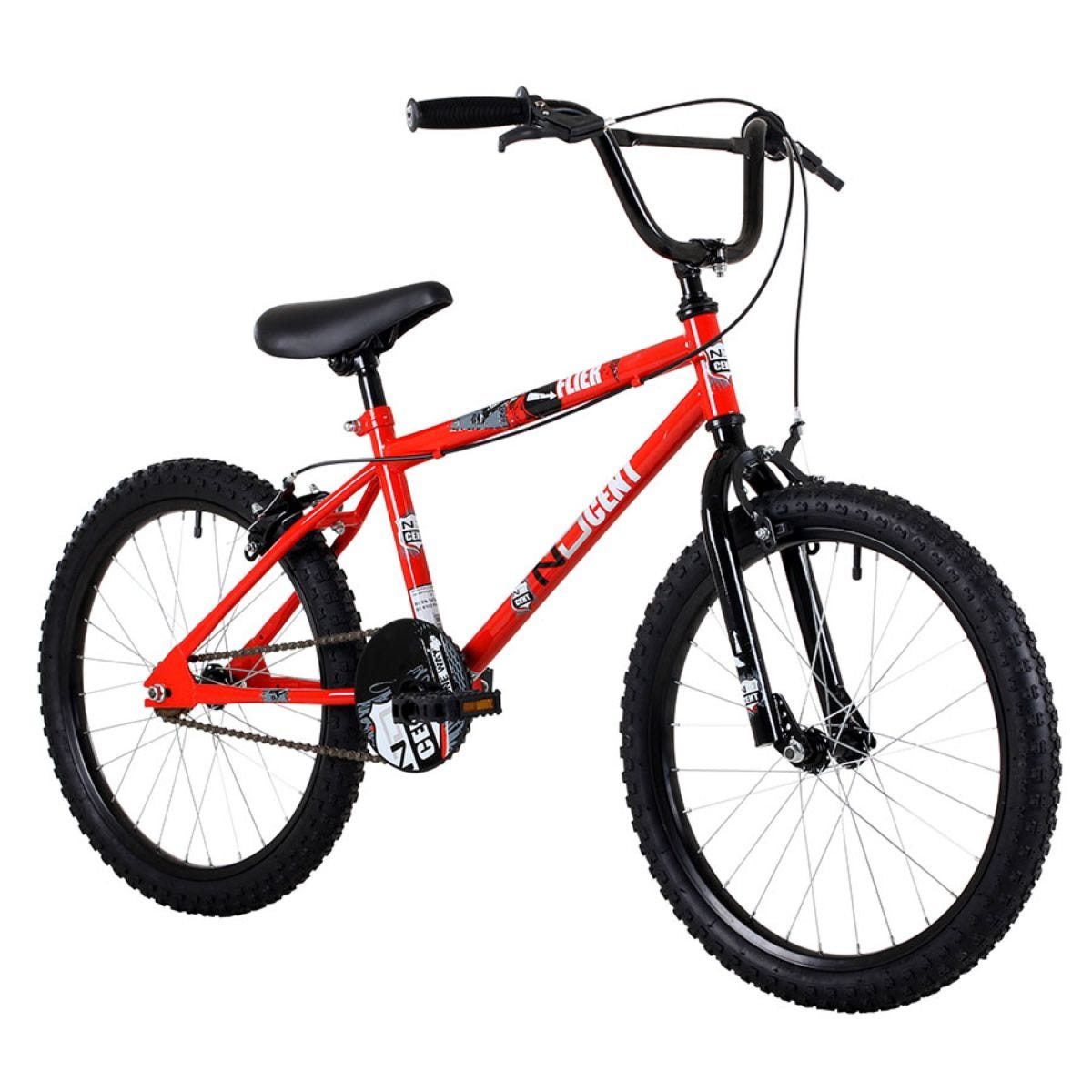 Ndcent Flier BMX Boys Bike 20-Inch - Red