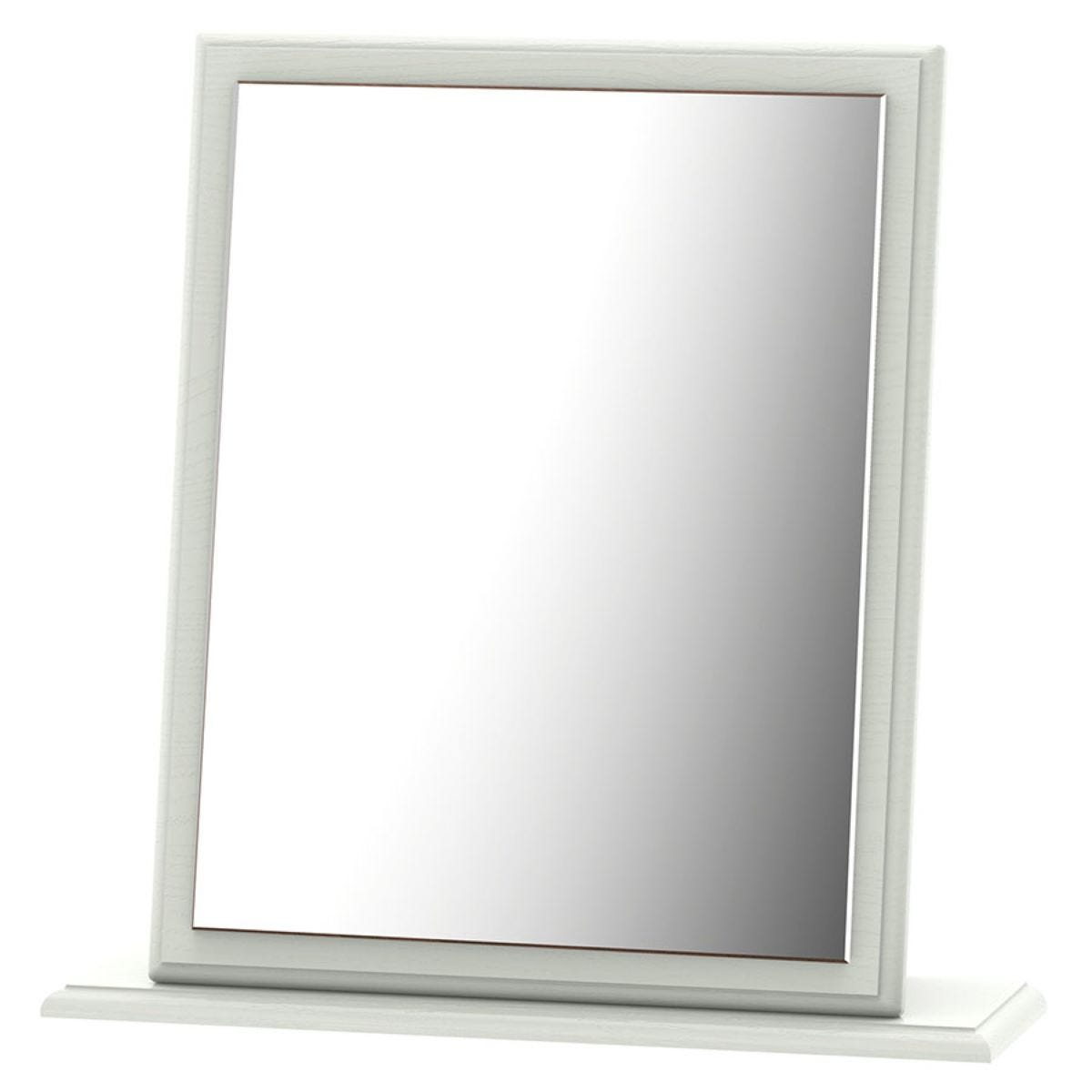 Montego Dressing Table Mirror - Ash Grey