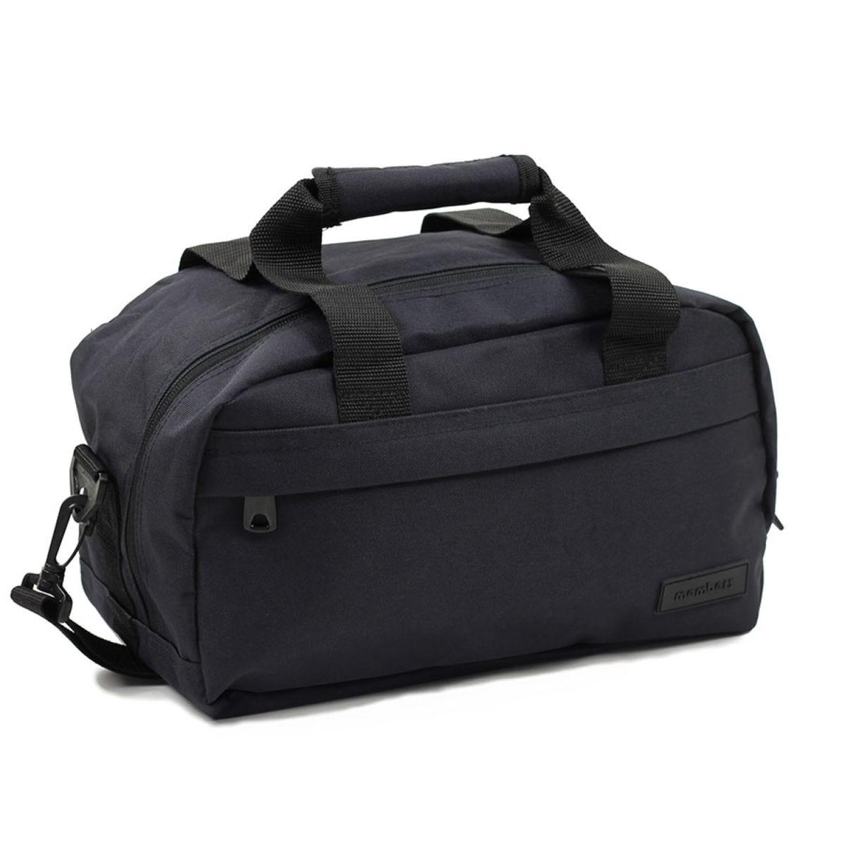 Members by Rock Luggage Essential Under-Seat Hand Luggage Bag – Black