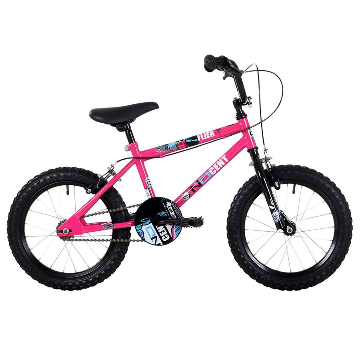 Ndcent Flier BMX Girls Bike 16