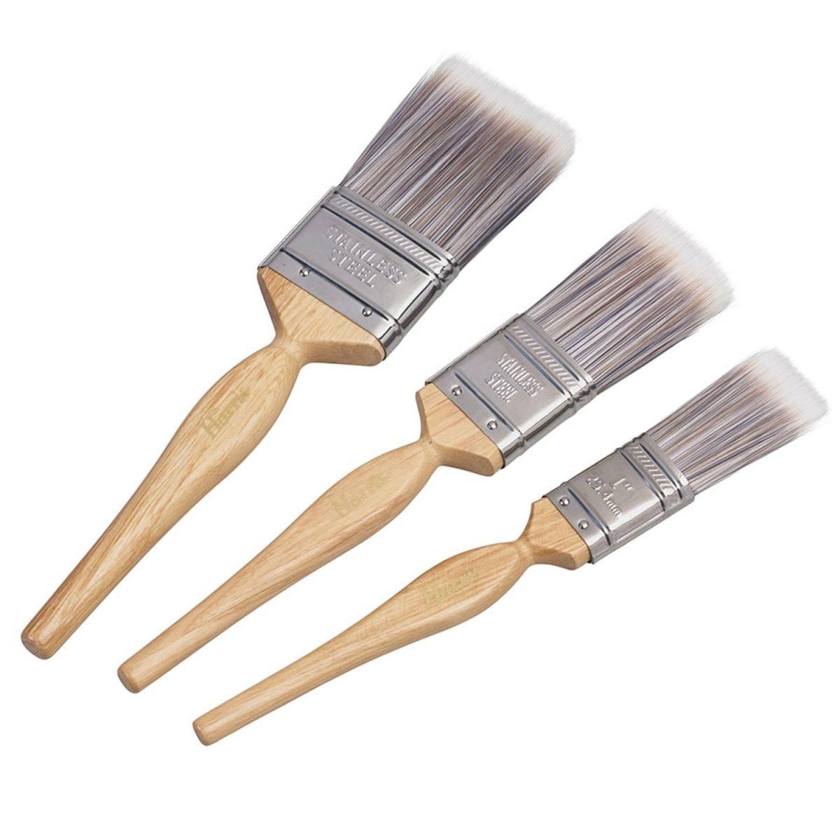 Harris platinum brush set 3 pk
