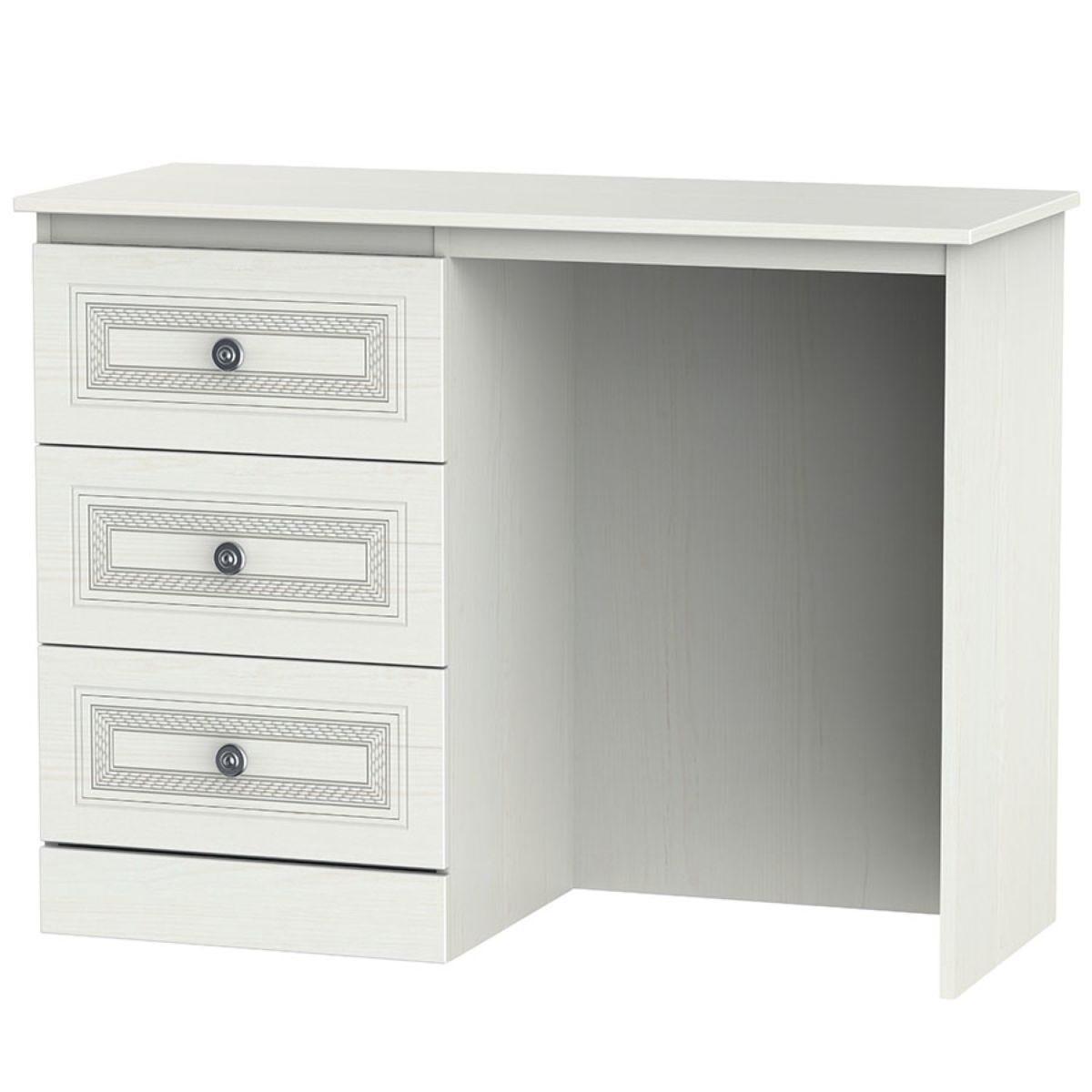 Otega Dressing Table - White