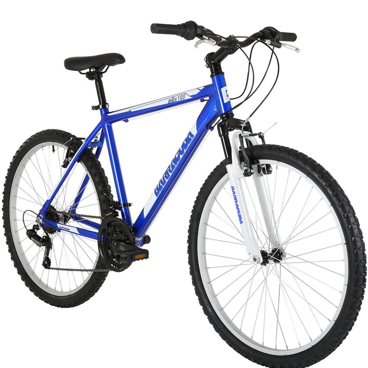 Barracuda Draco Men's Mountain Bike 21-Inch - Blue