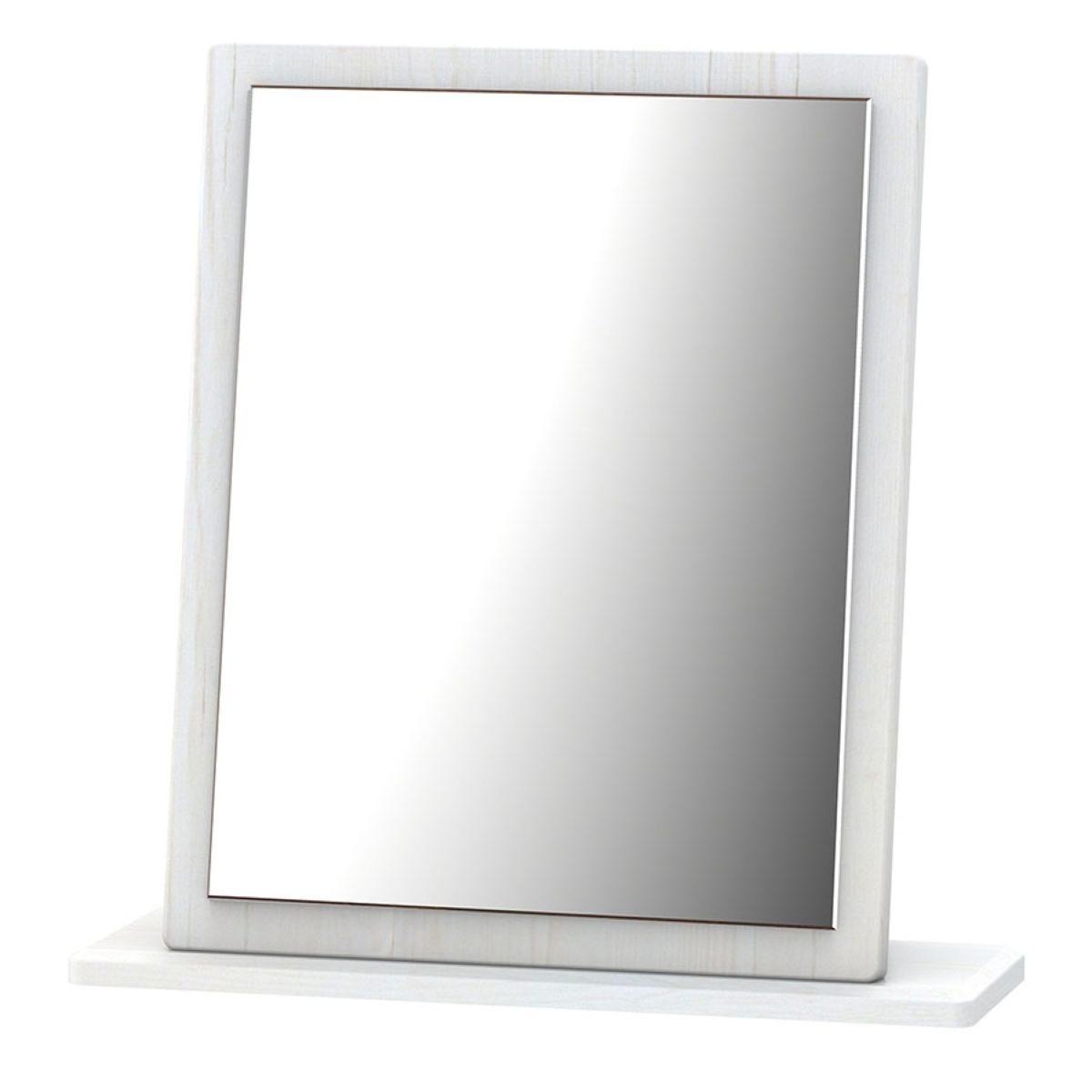 Otega Dressing Table Mirror - White