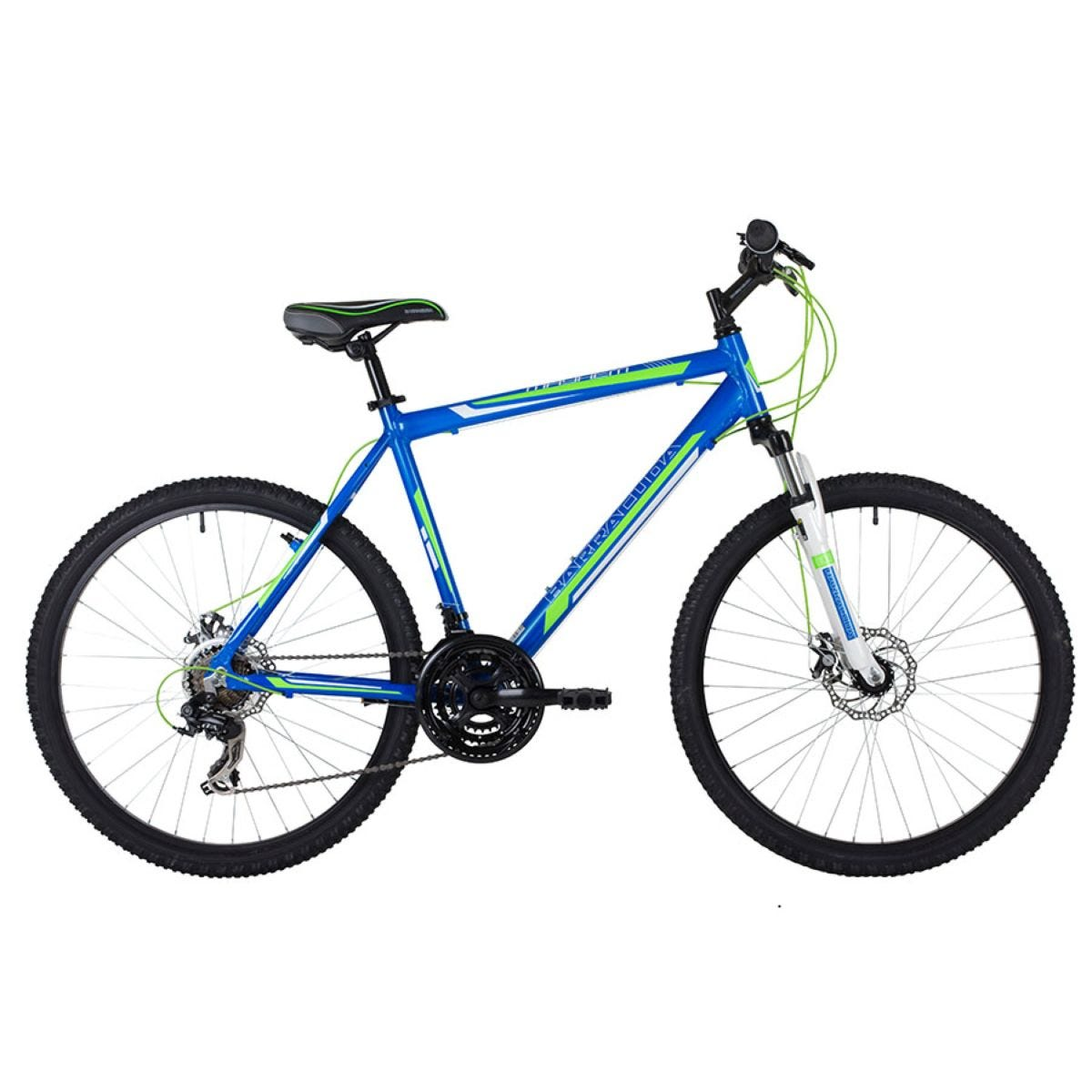 Barracuda Mayhem Men's Mountain Bike 20-Inch – Blue