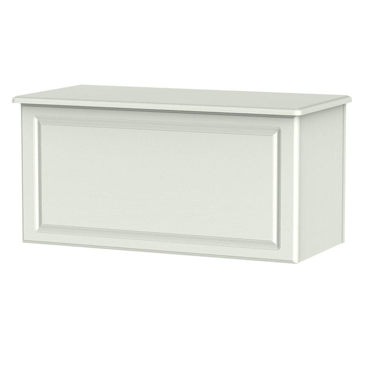 Montego Blanket Box - Ash Grey