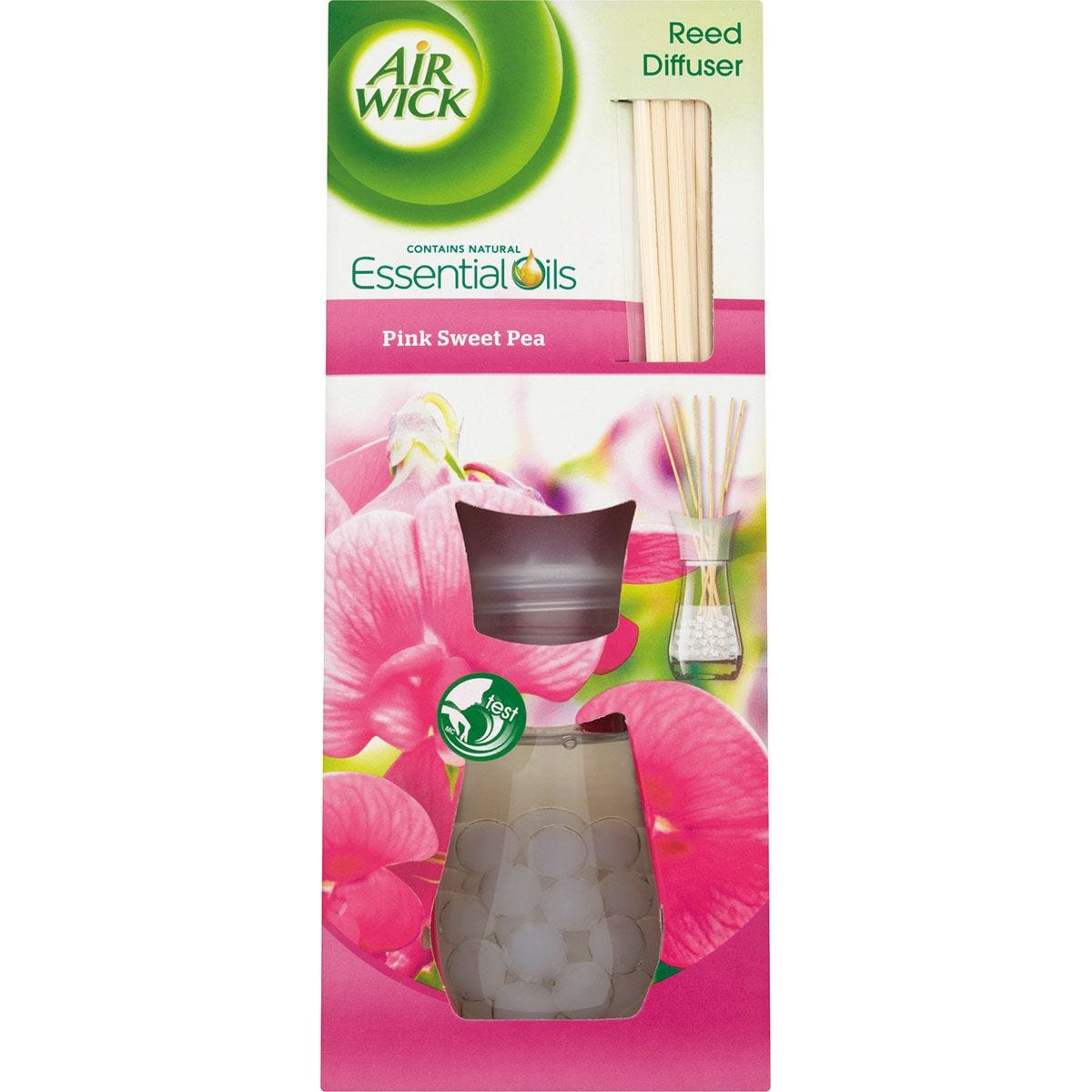 Air Wick Pink Sweet Pea Reed Diffuser