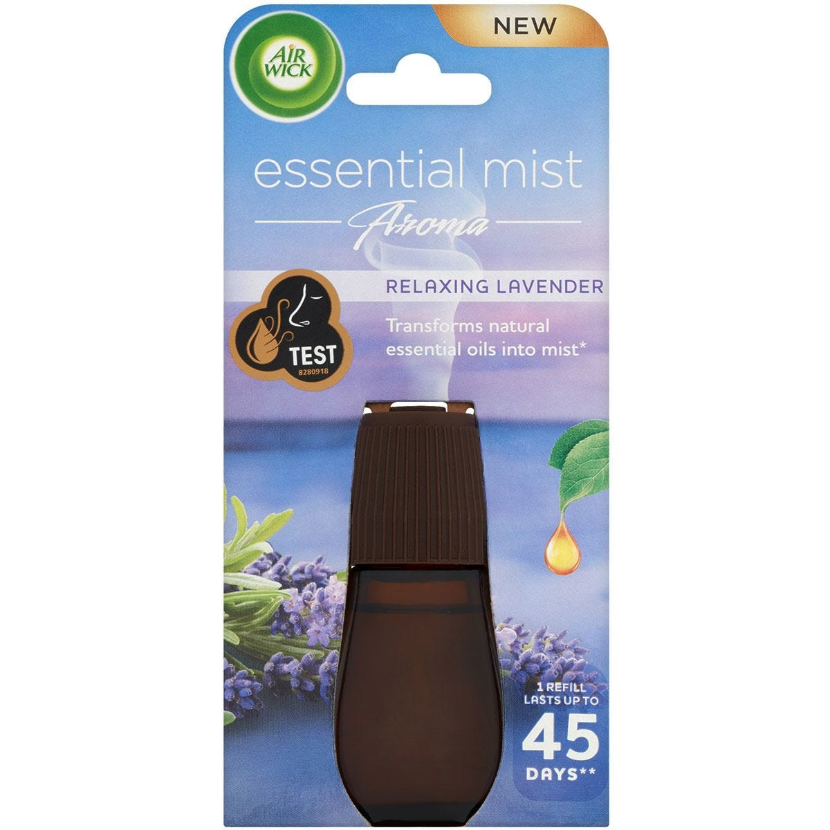 Airwick Essential Mist Refill - Relaxing Lavender