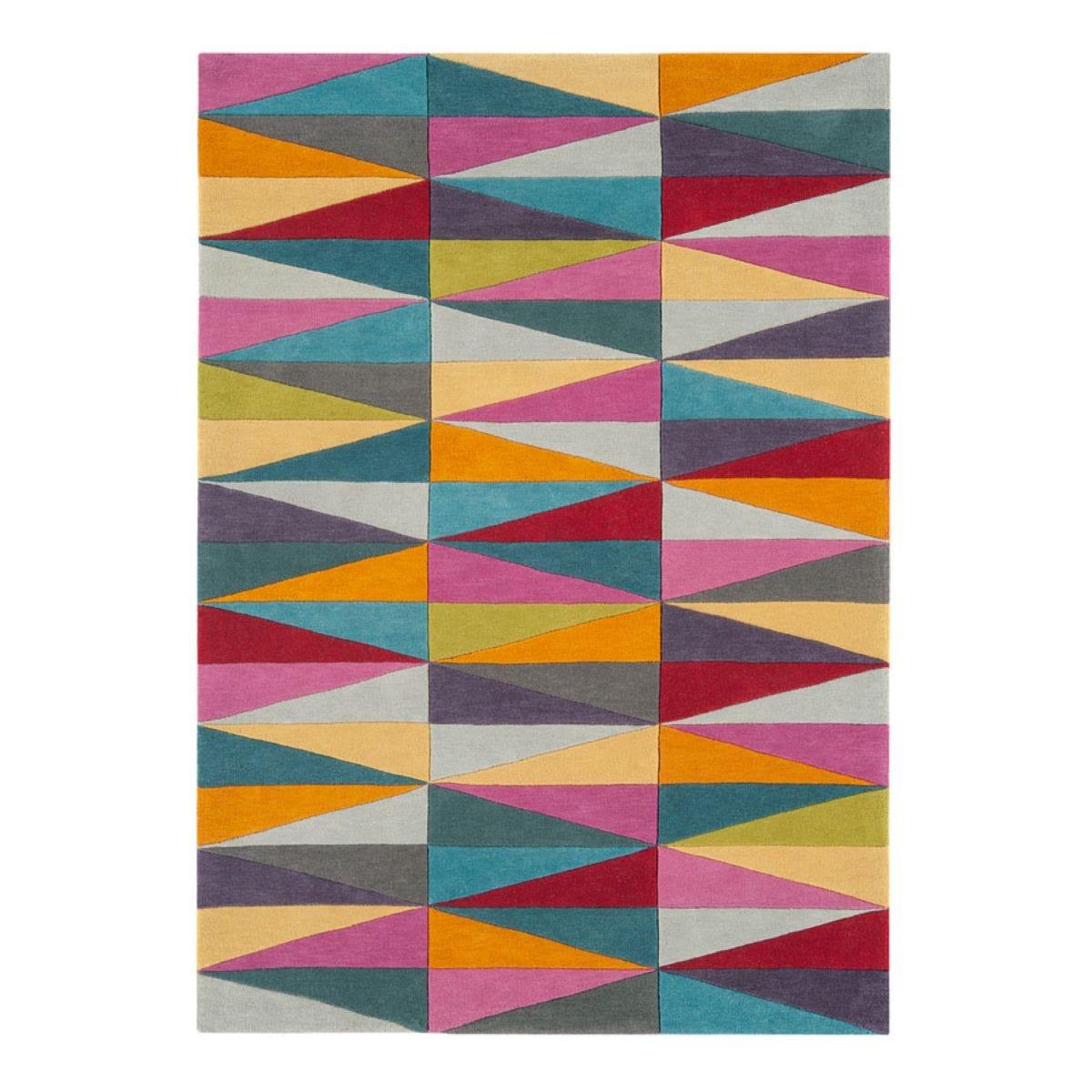 Asiatic Funk Rug, 120 x 170cm - Triangles
