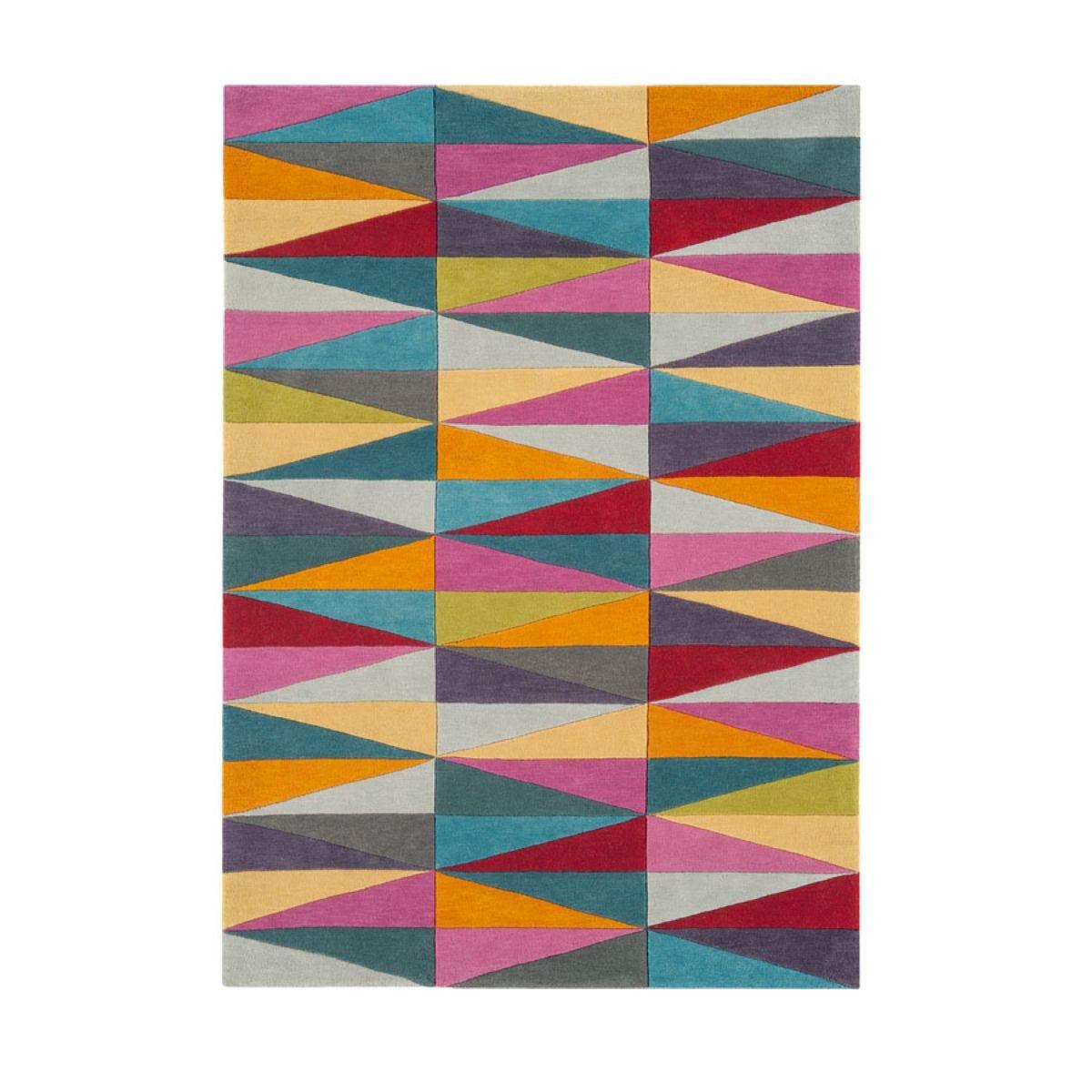 Asiatic Funk Rug, 240 x 170cm - Triangles