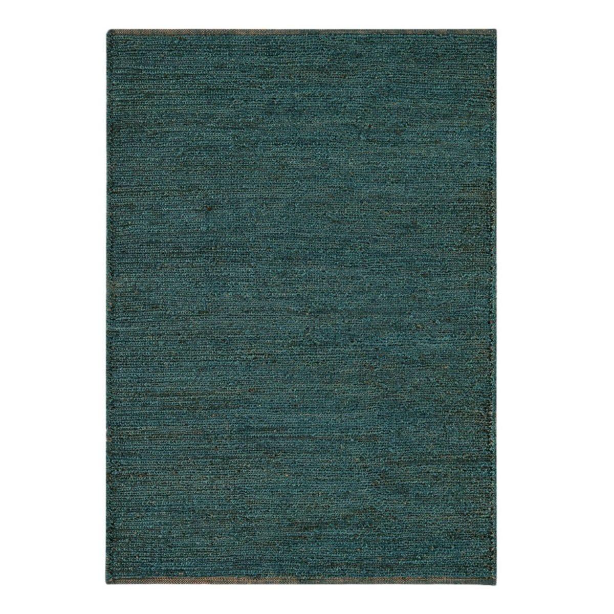 Asiatic Jute Rug, 160 x 230cm - Teal