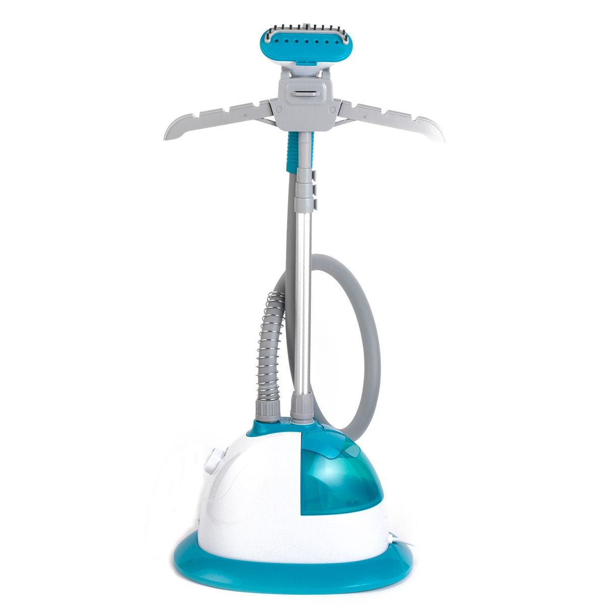 Beldray BEL0578 Upright Garment Fabric Steamer - Blue/White