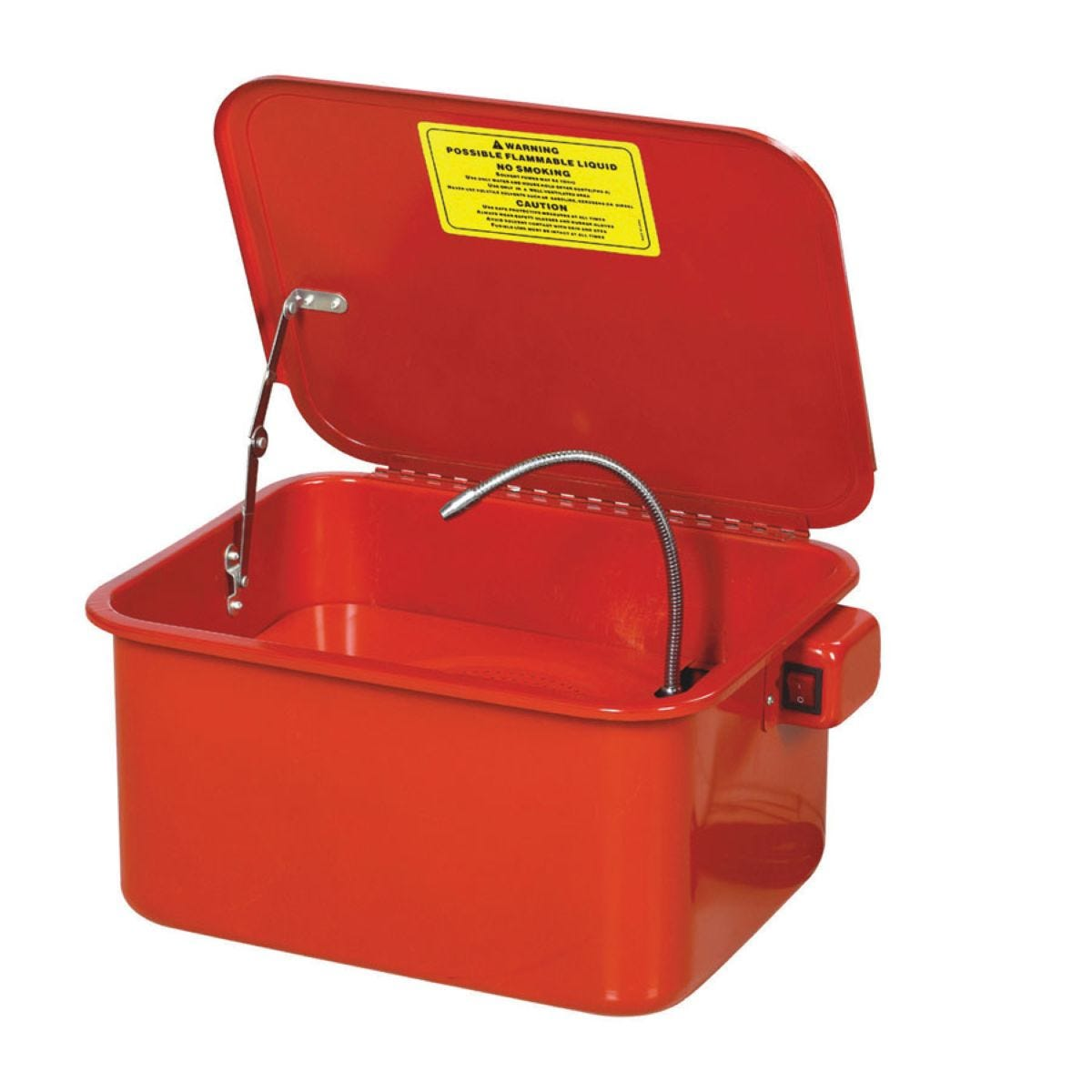 Hilka Bench Parts Washer