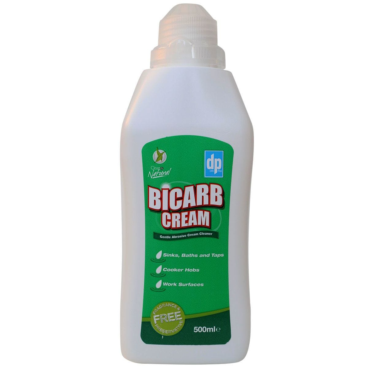Dri-Pak Bicarb Cream Multi-surface Cleaner - 500ml