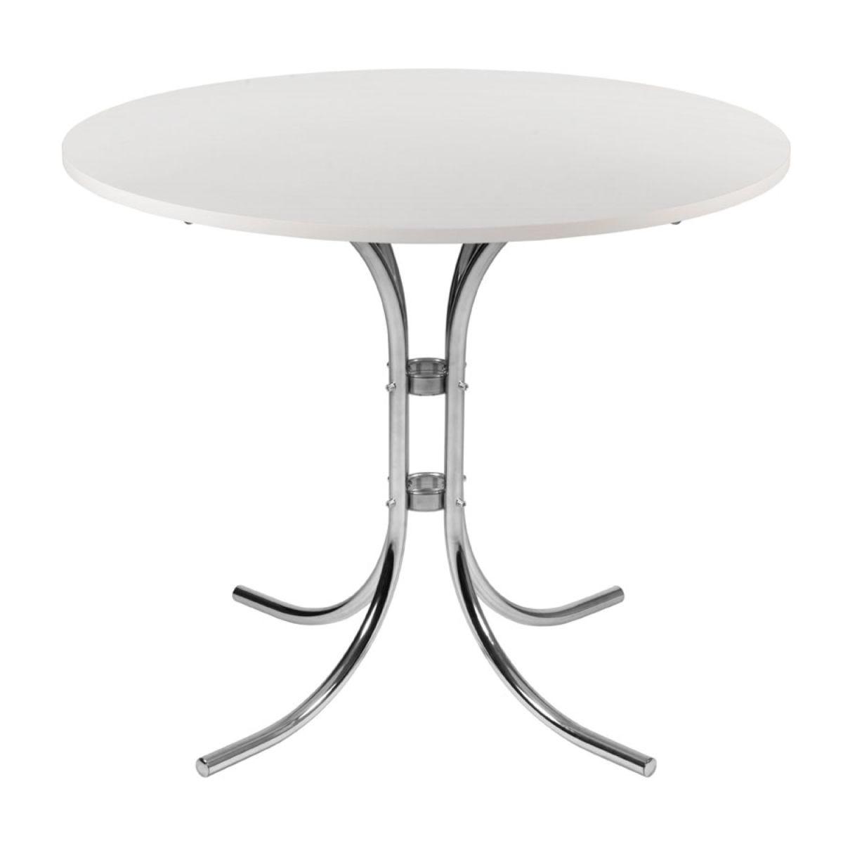 Teknik Bistro Table with Wipe-Clean Top