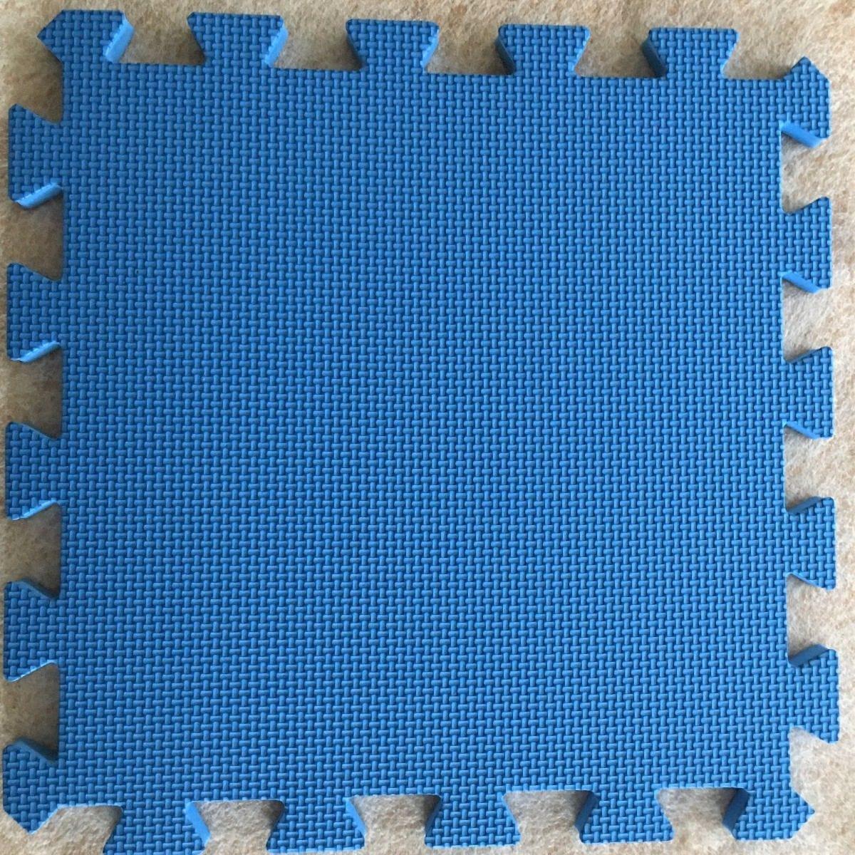 Warm Floor Playhouse Tiling Kit - Blue