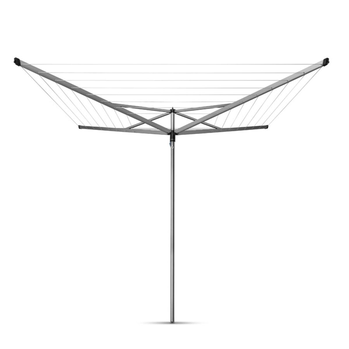 Brabantia 50m 4-Arm Rotary Airer