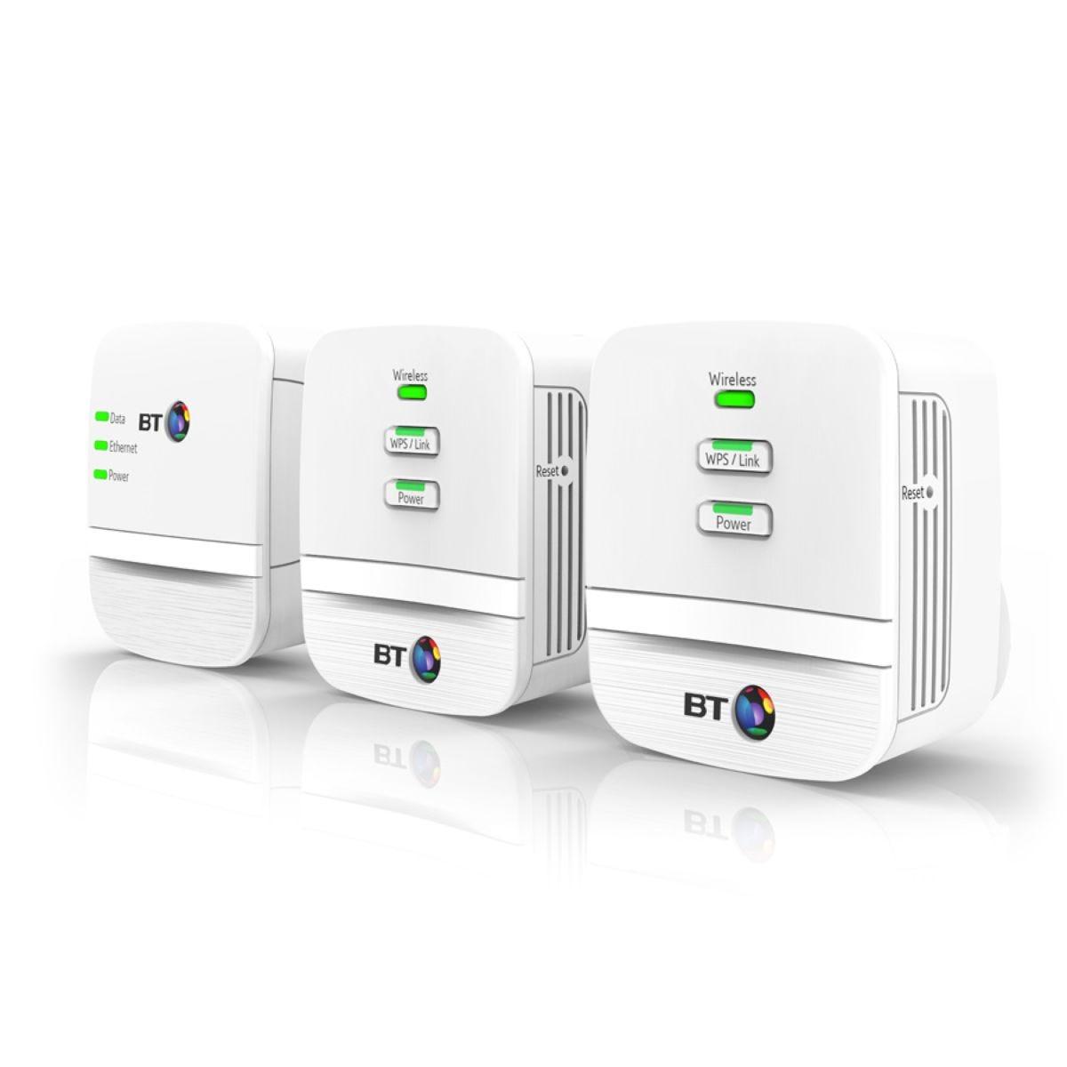 BT Mini Wi-Fi Home Hotspot Multi Kit
