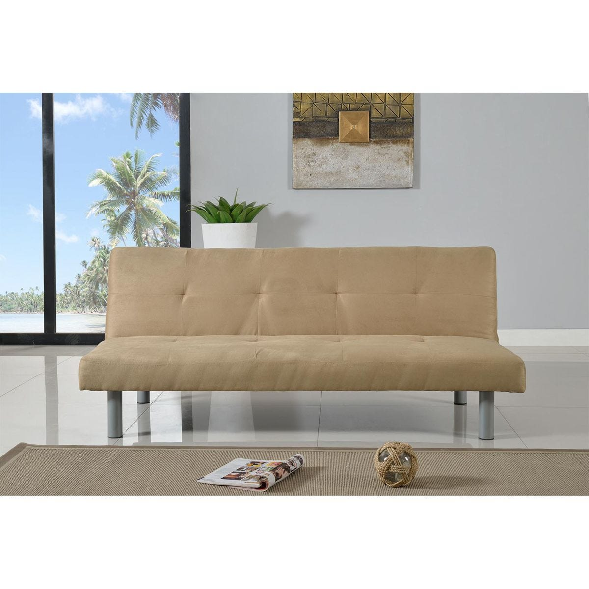 Byron Sofa Bed - Cream