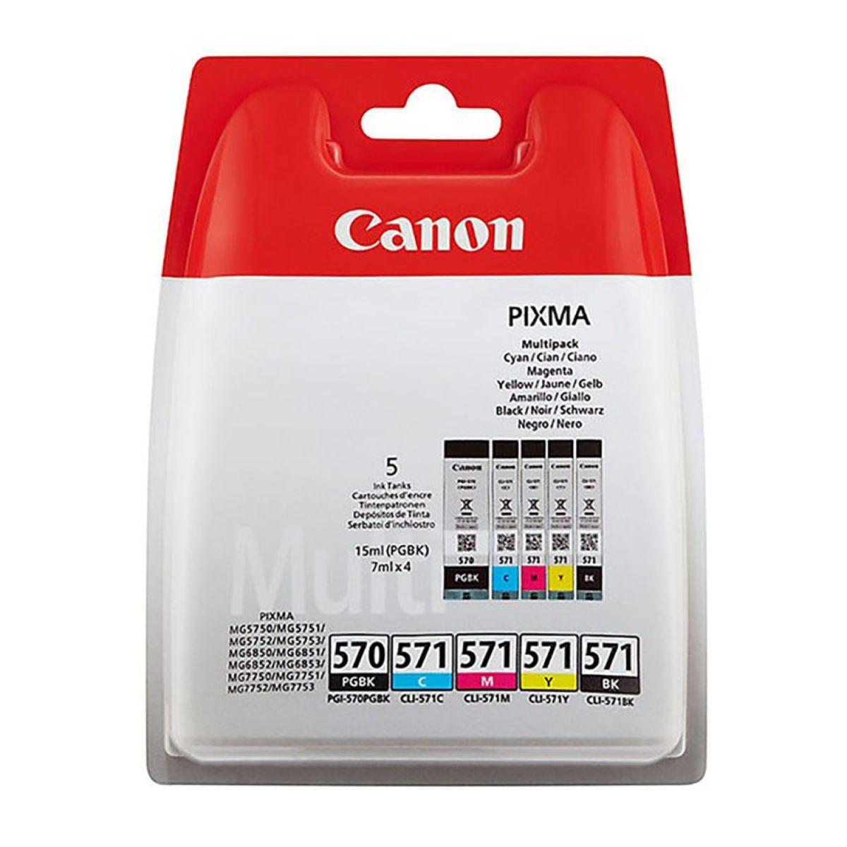 Canon PGI-570 Value Pack