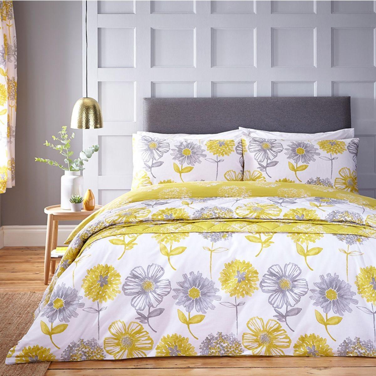 Catherine Lansfield Banbury Floral Duvet Set
