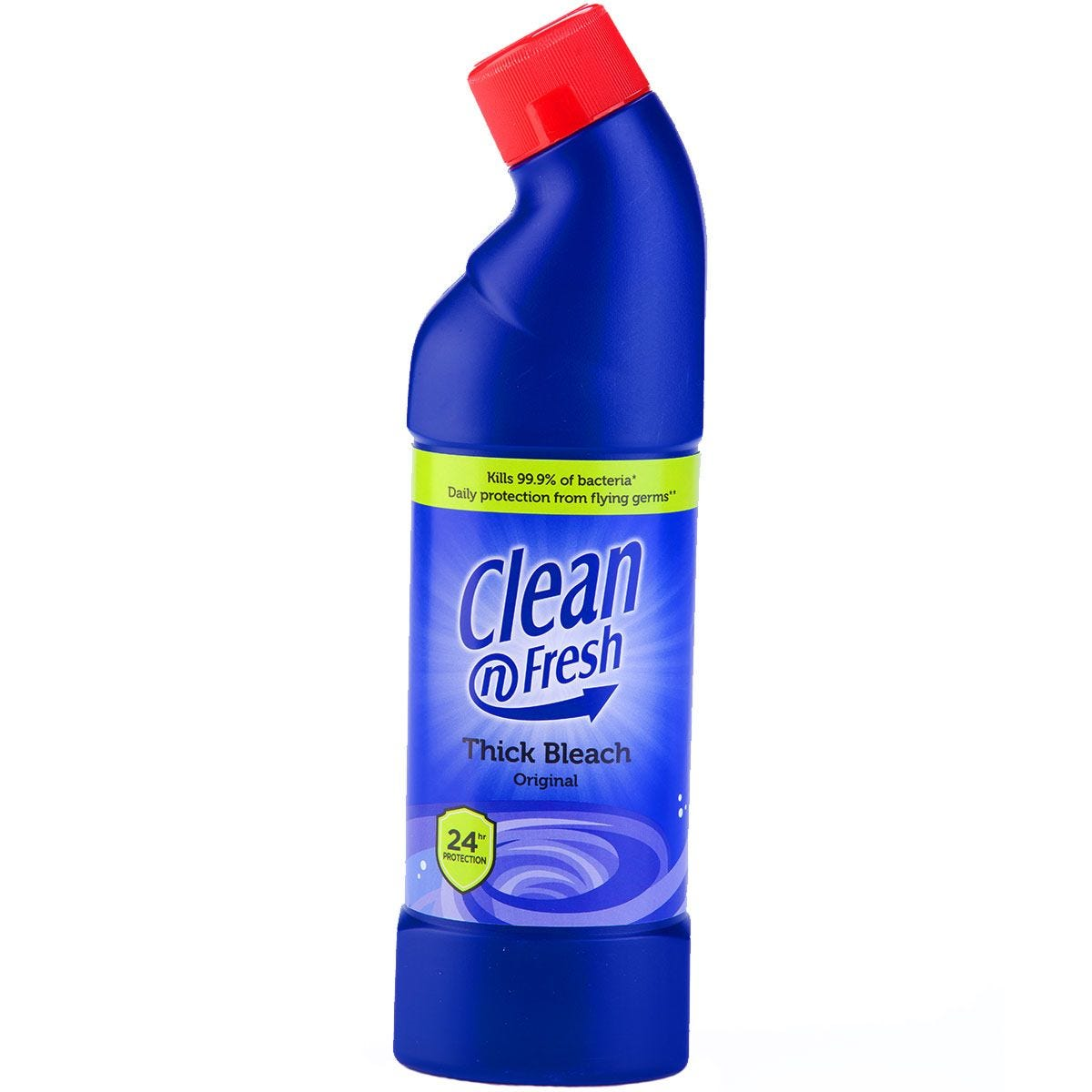 Clean 'n' Fresh Original Thick Bleach - 750ml