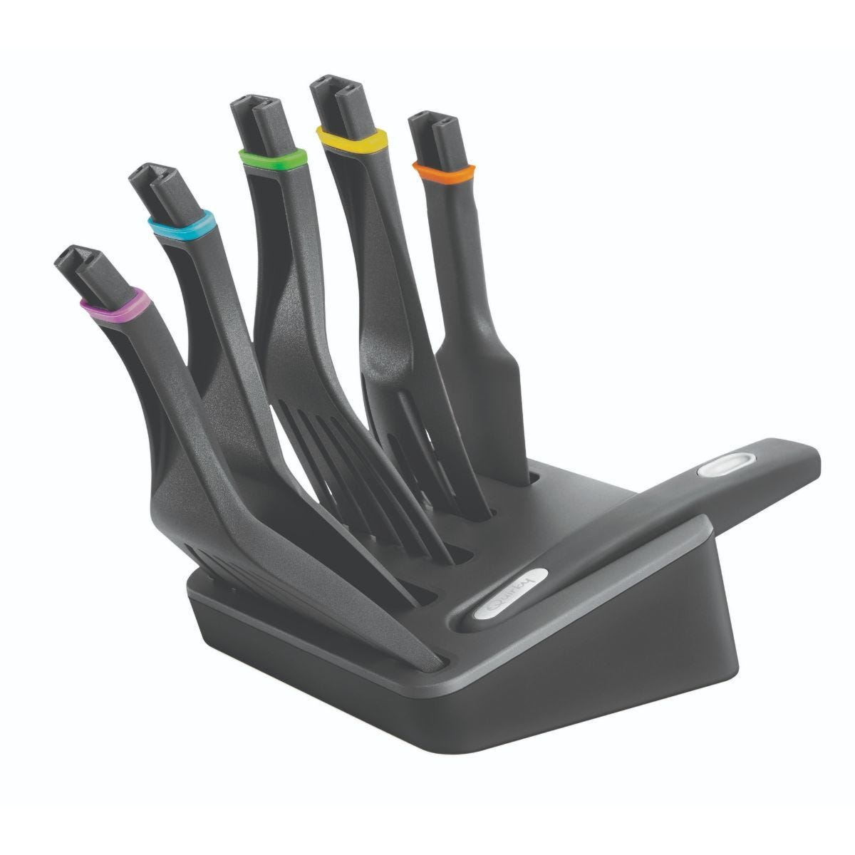 Quirky Click n Cook Detachable Spatula Set