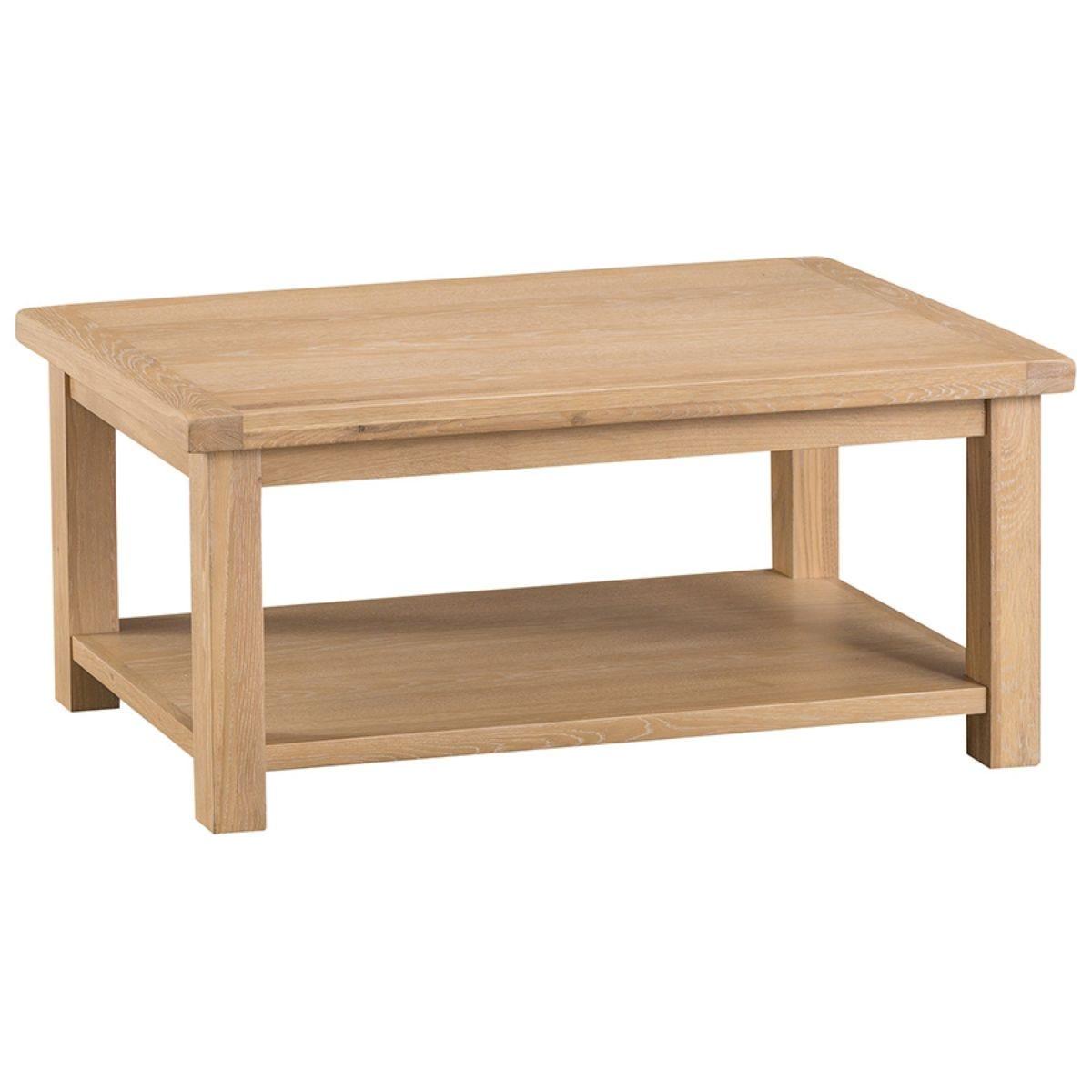 Wisborough Oak Coffee Table