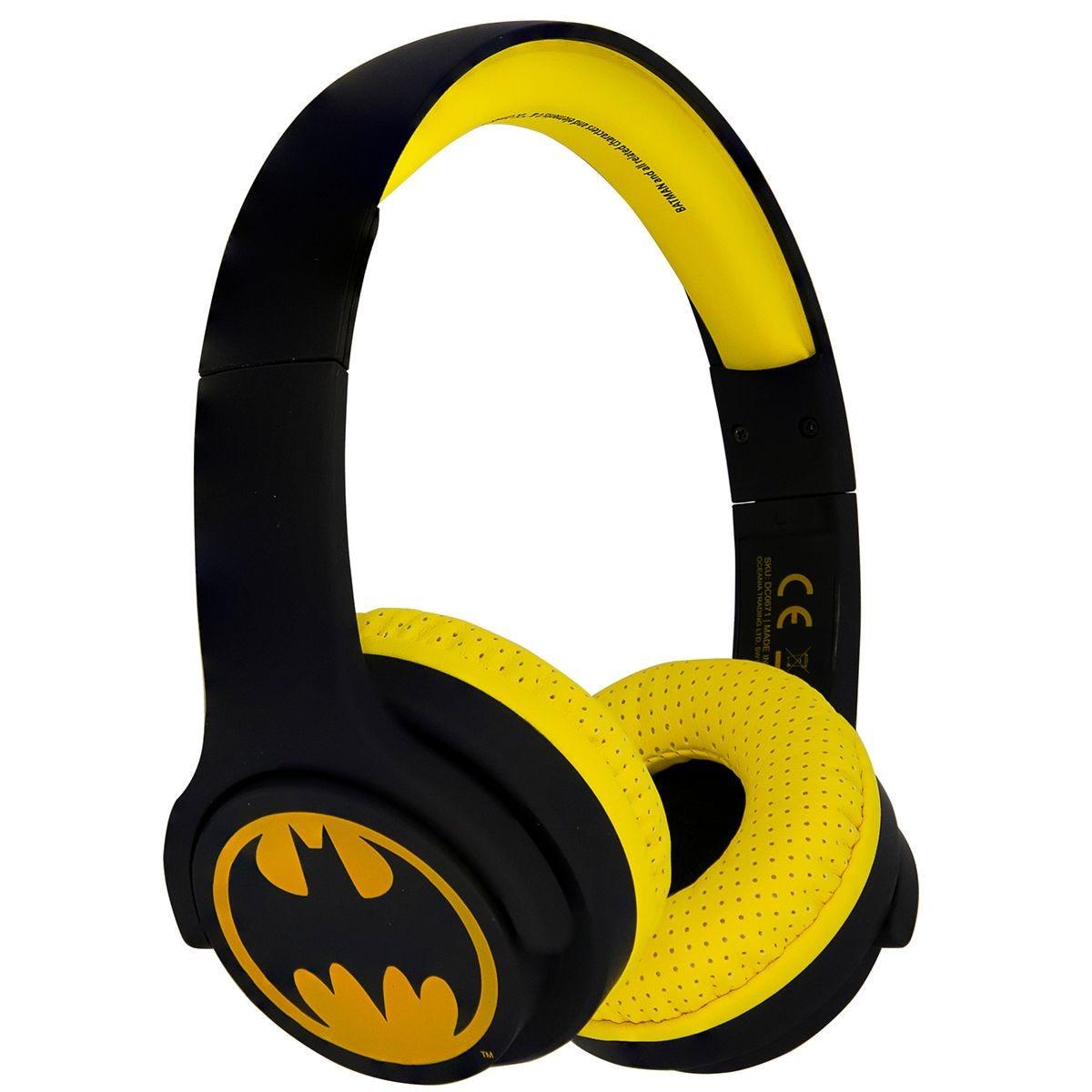 OTL Batman Kids Wireless Headphones
