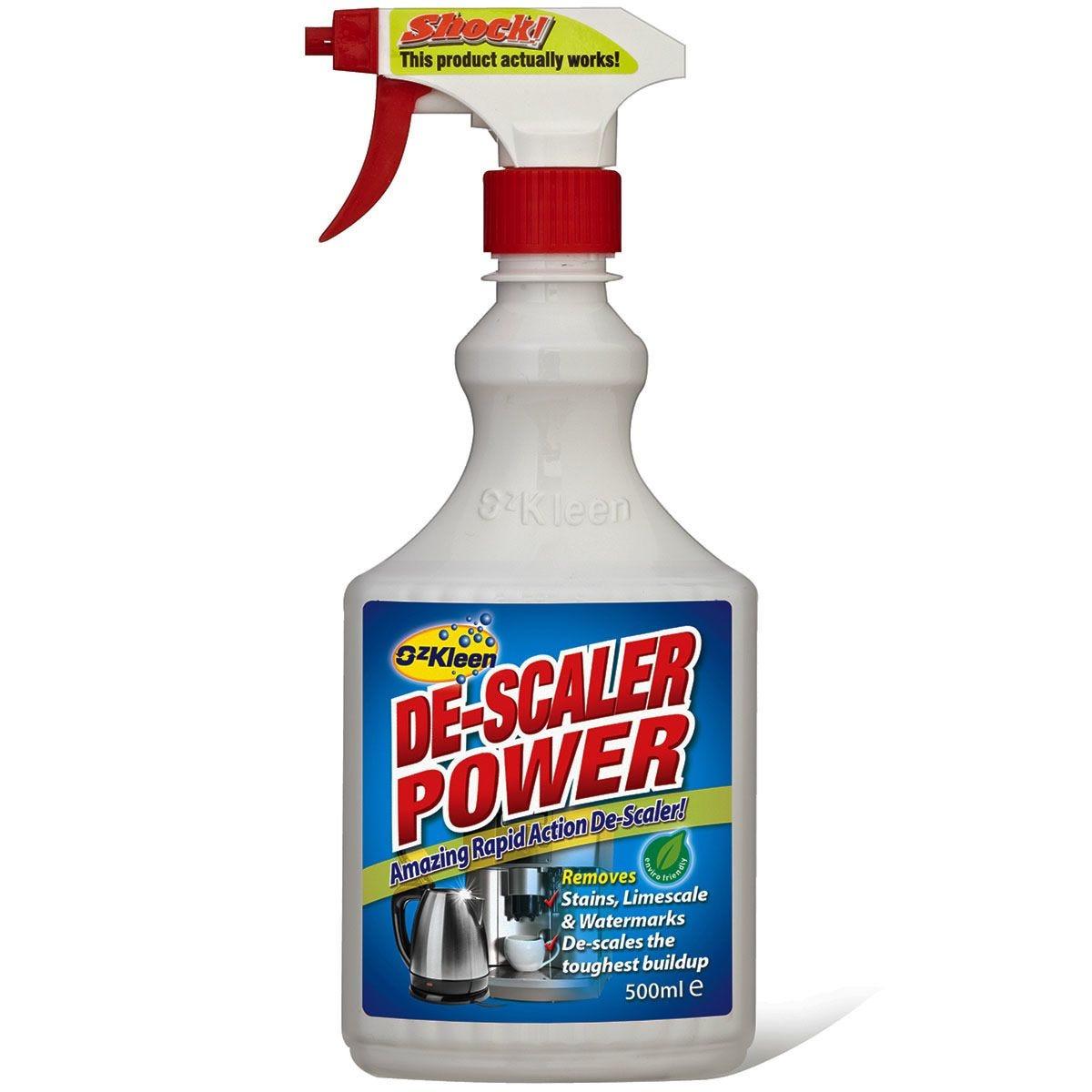 OzKleen De-Scaler Power Spray - 500ml