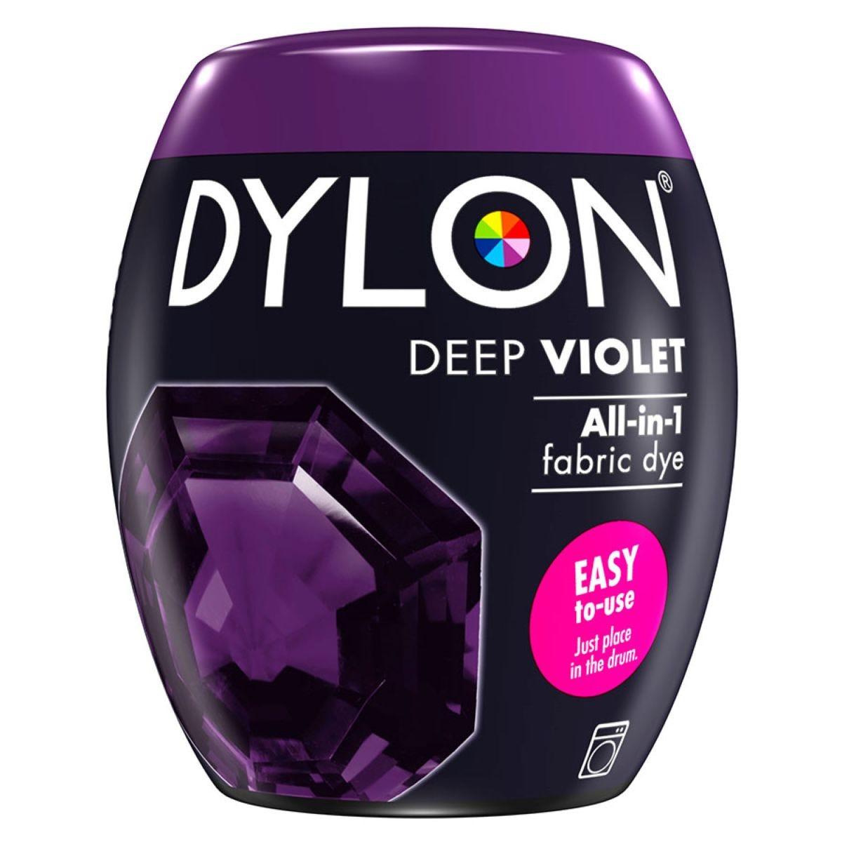 Dylon Machine Dye Pod 30 – Deep Violet