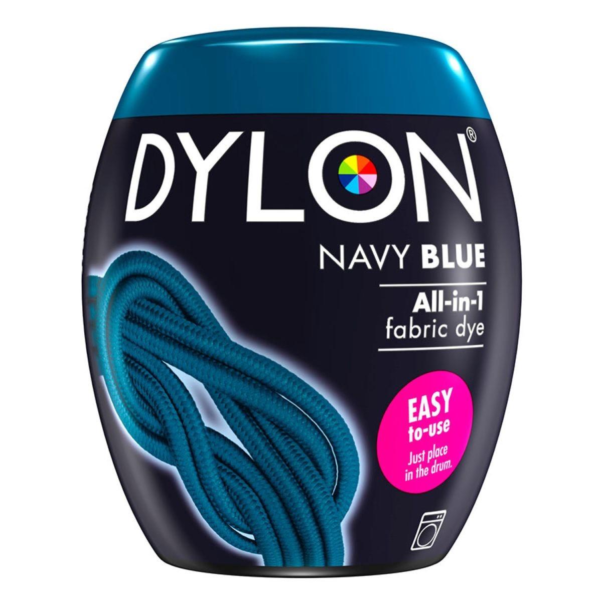 Dylon Machine Dye Pod 08 – Navy Blue