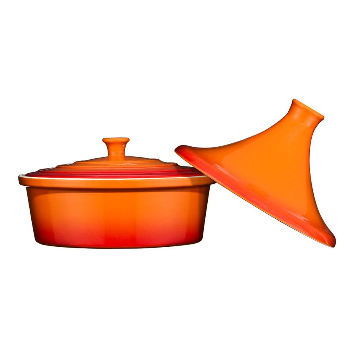 Premier 2 in 1 Casserole Dish - Orange