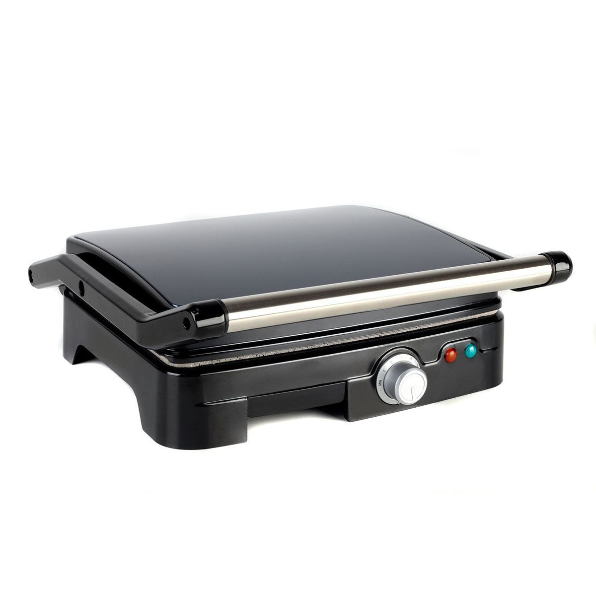 Salter EK2003 Marble Ceramic 180° Low Fat 1800W Health Grill and Sandwich Maker – Black